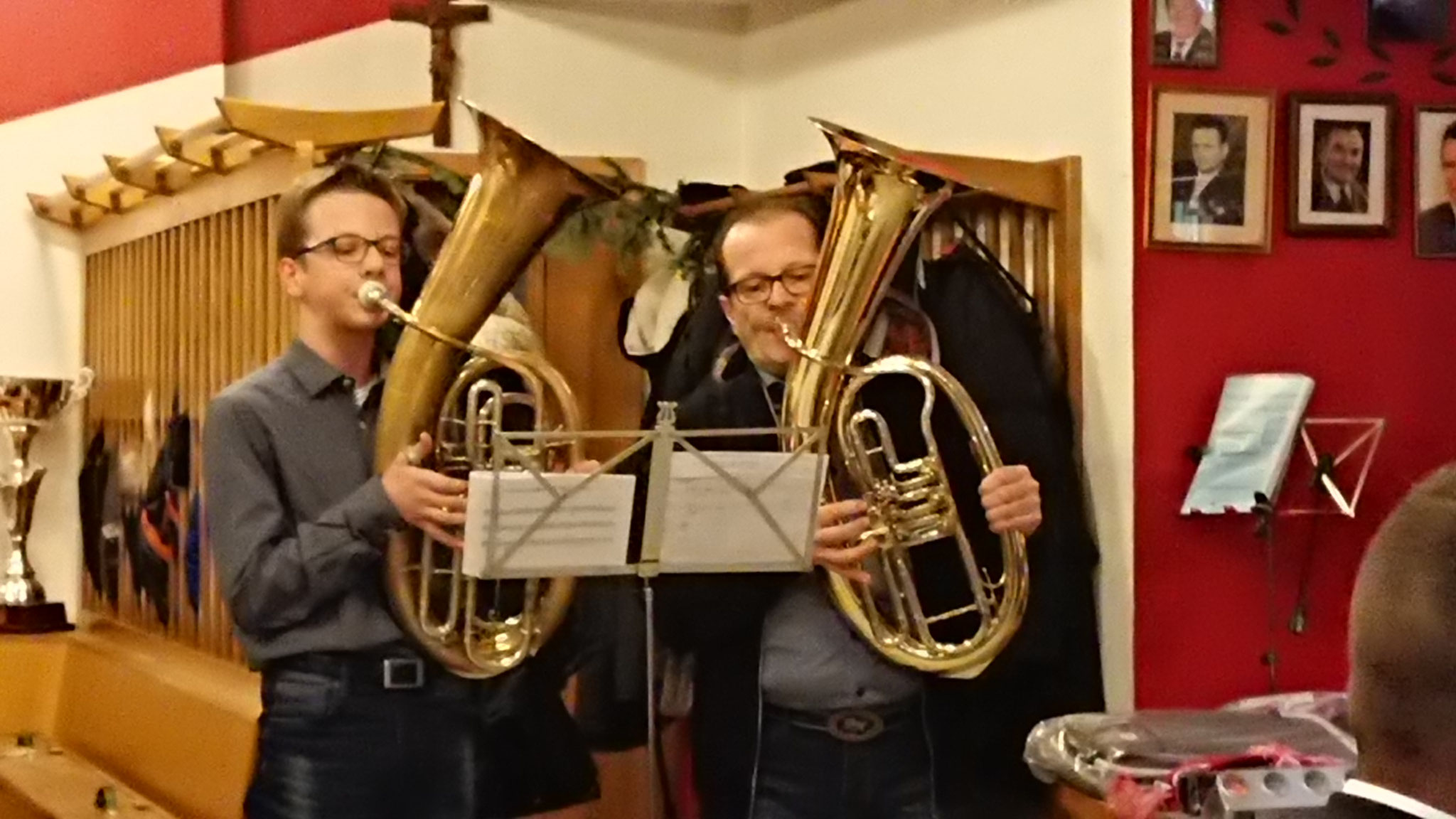 Musikalisches Duo Hartmann