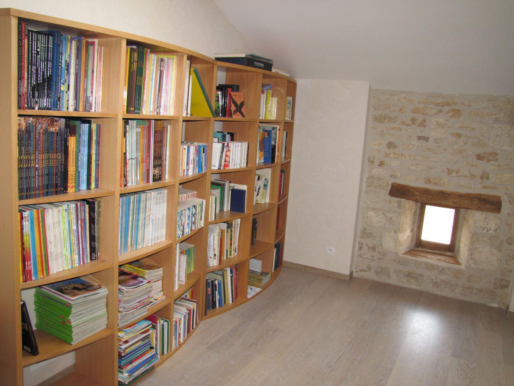 bibliothèque la groie l'abbé