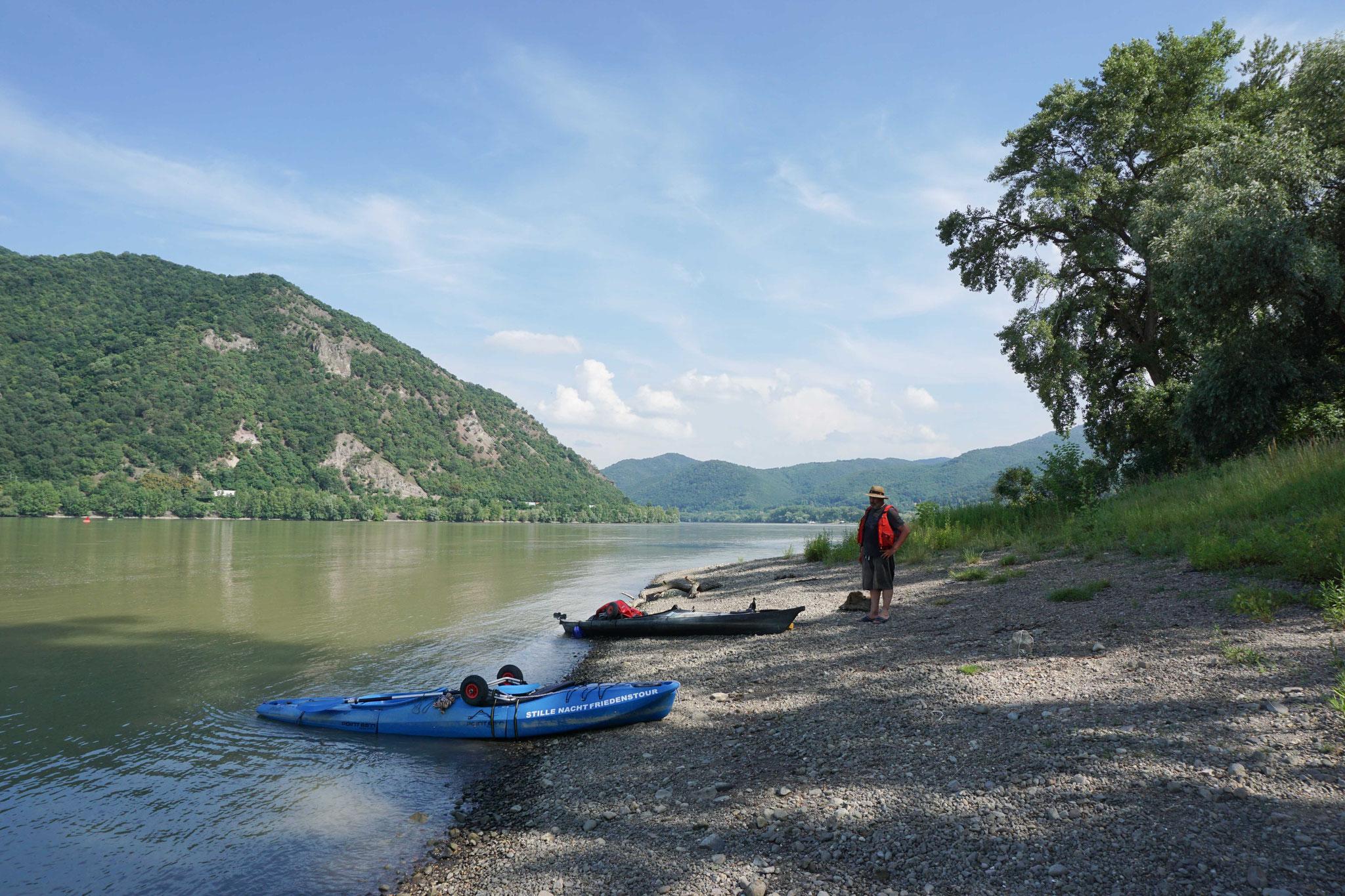 Donauenge vor Visegrád