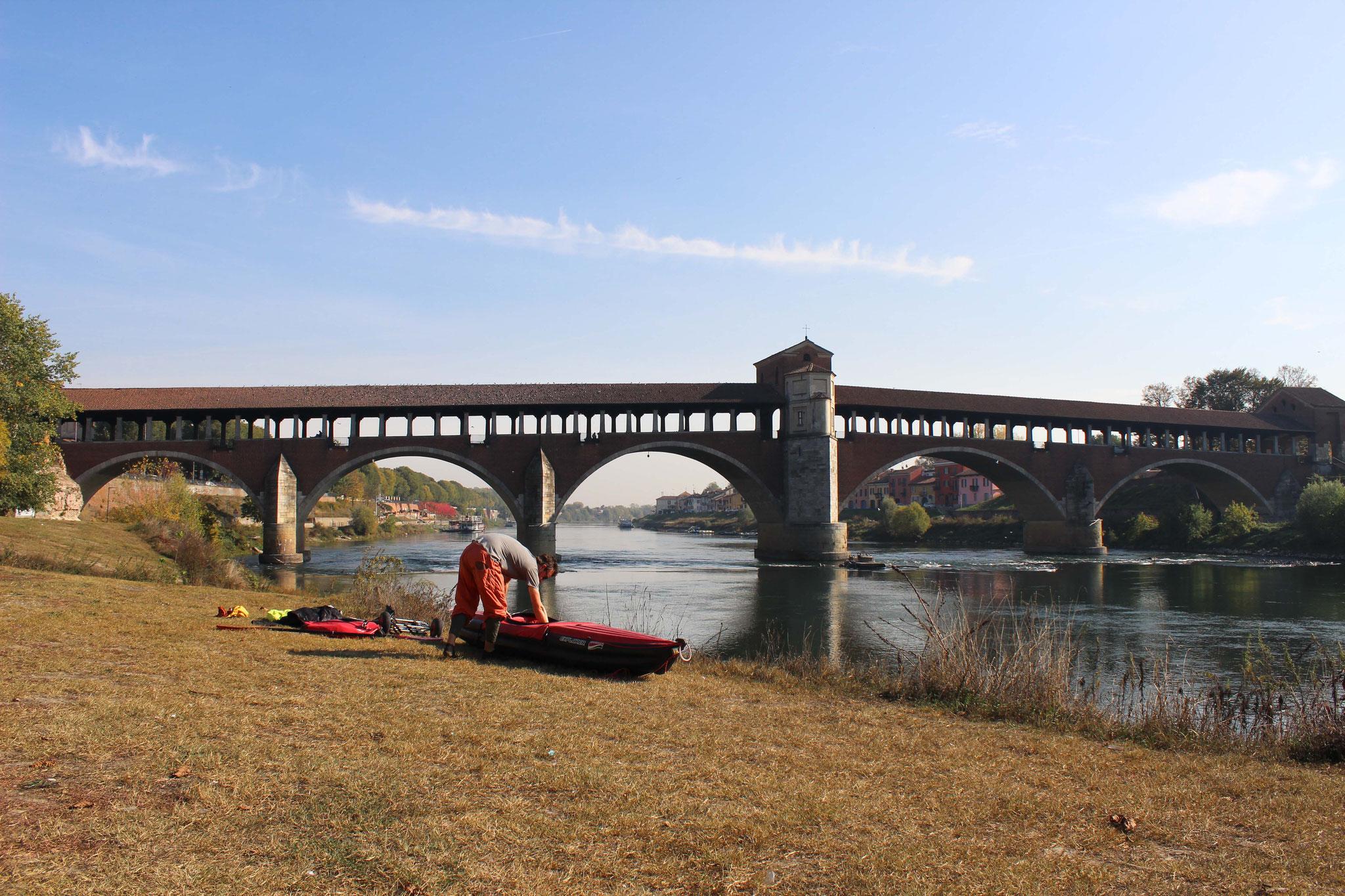 Ticino bei Pavia