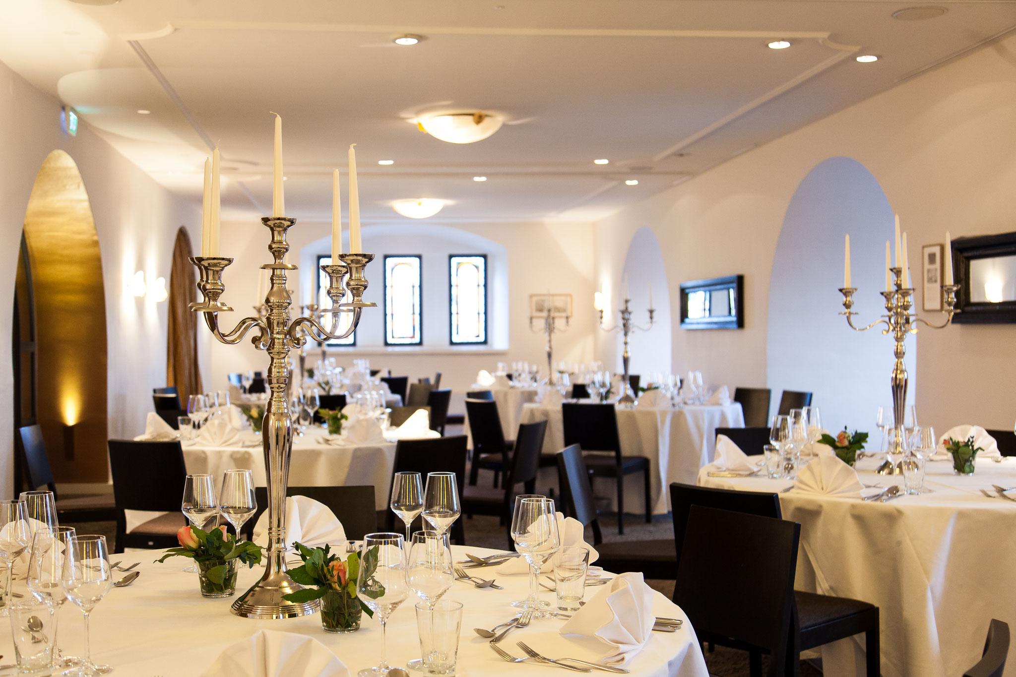 Chardonnaysaal - Restaurant Kupferberg Terrassen