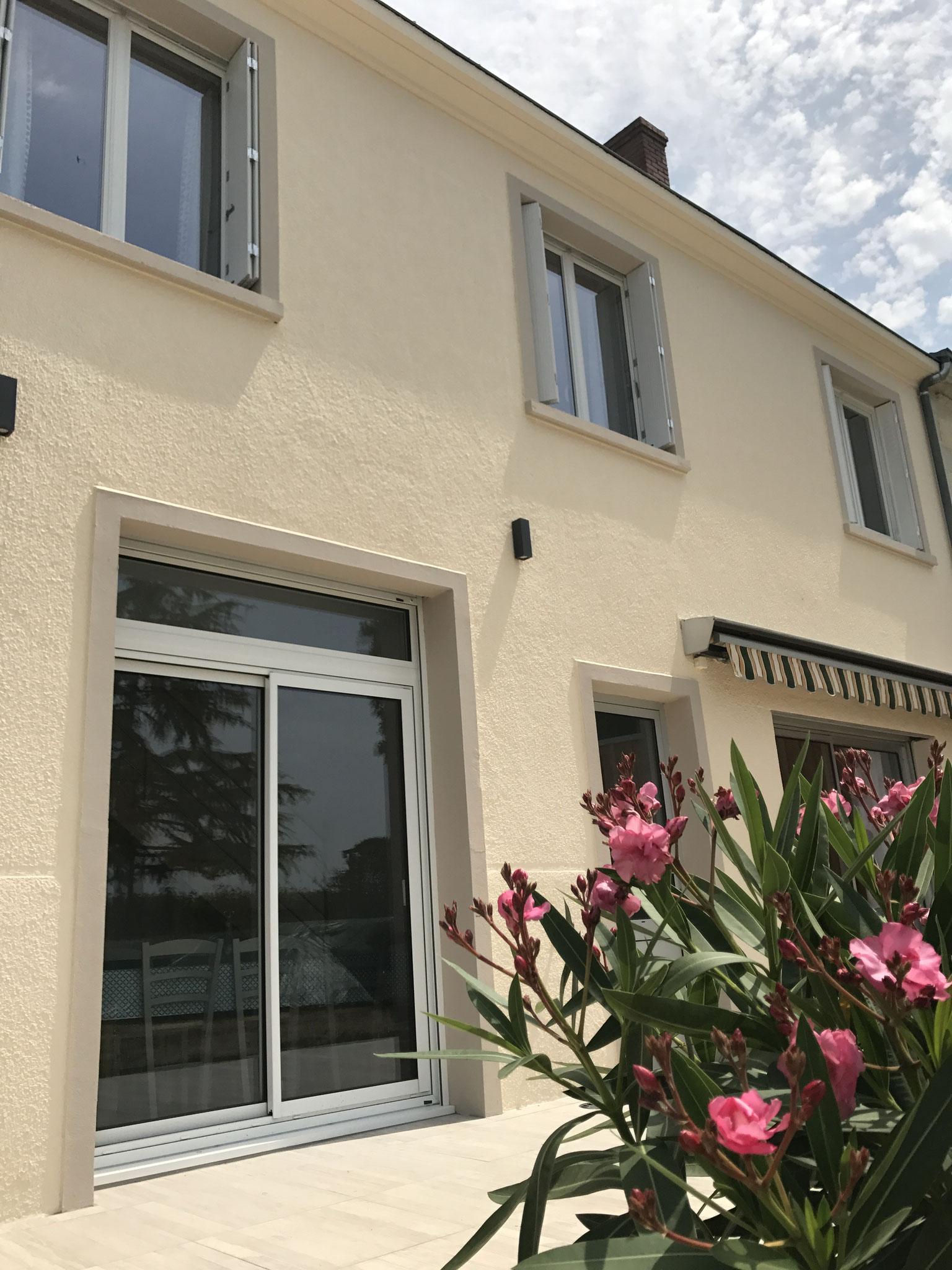 Gite des Nerleux près de Saumur pour 8-12 personnes