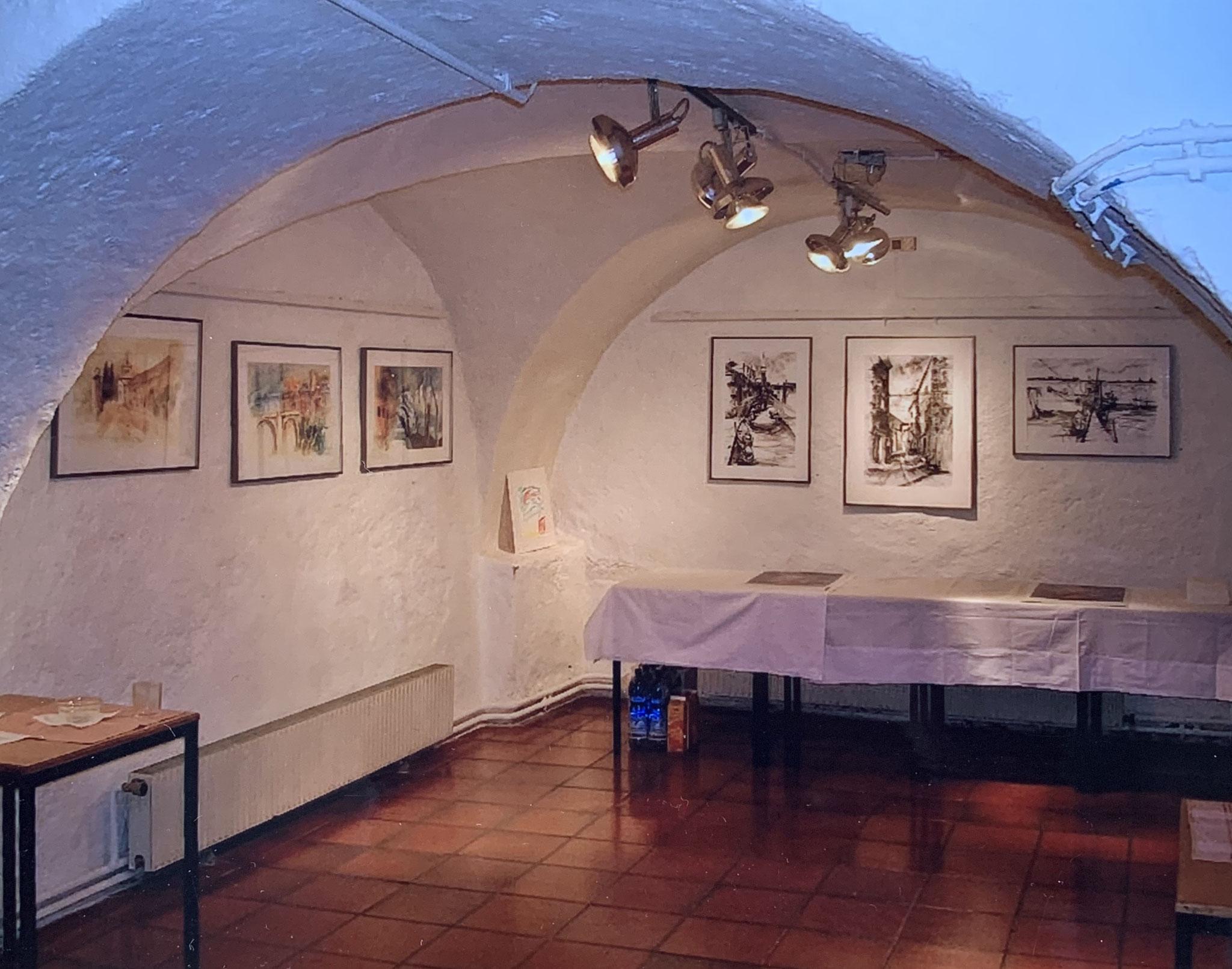 Gewölbegalerie 2007