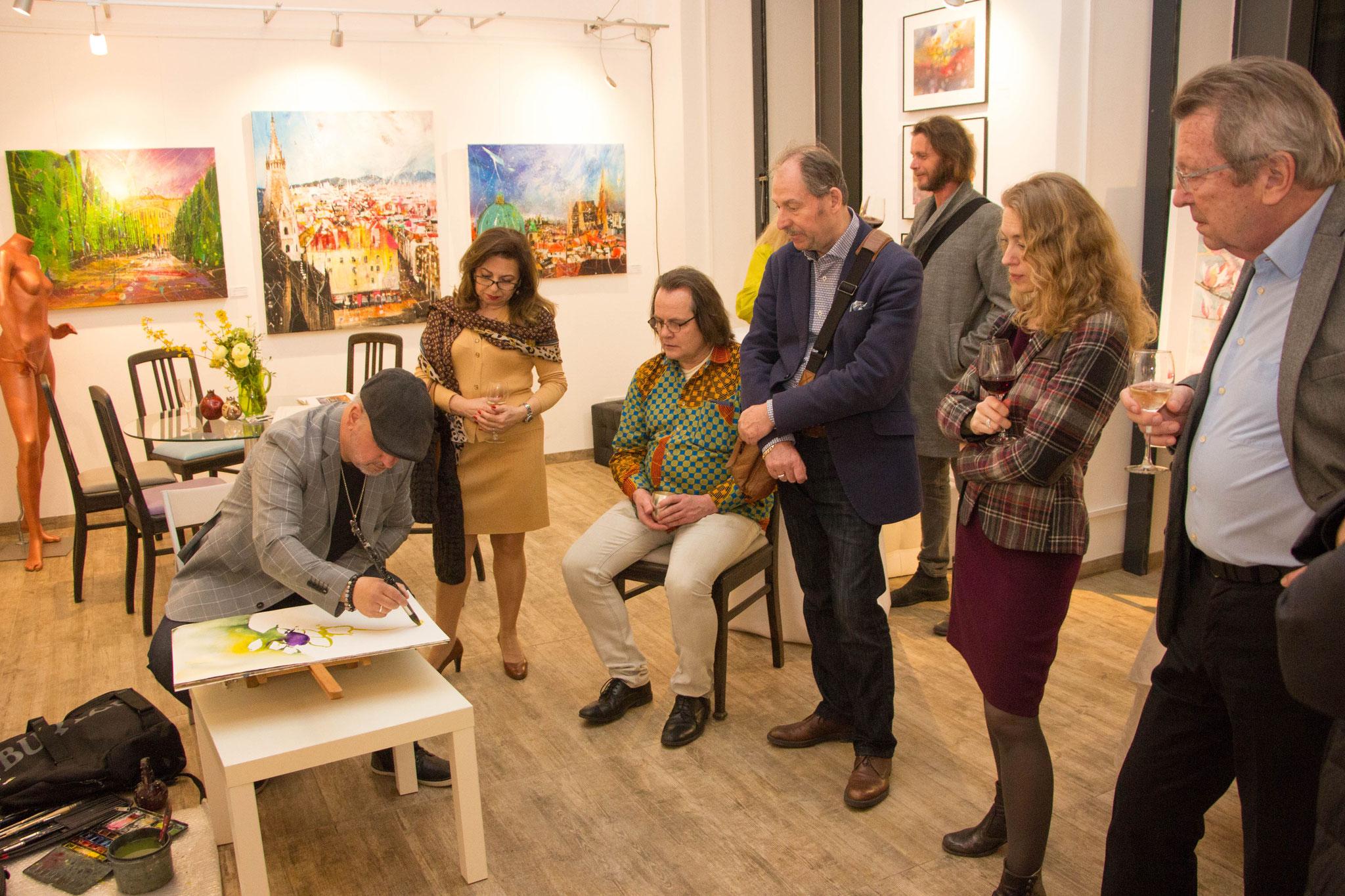 Kreativ Raum Galerie Wien 2020
