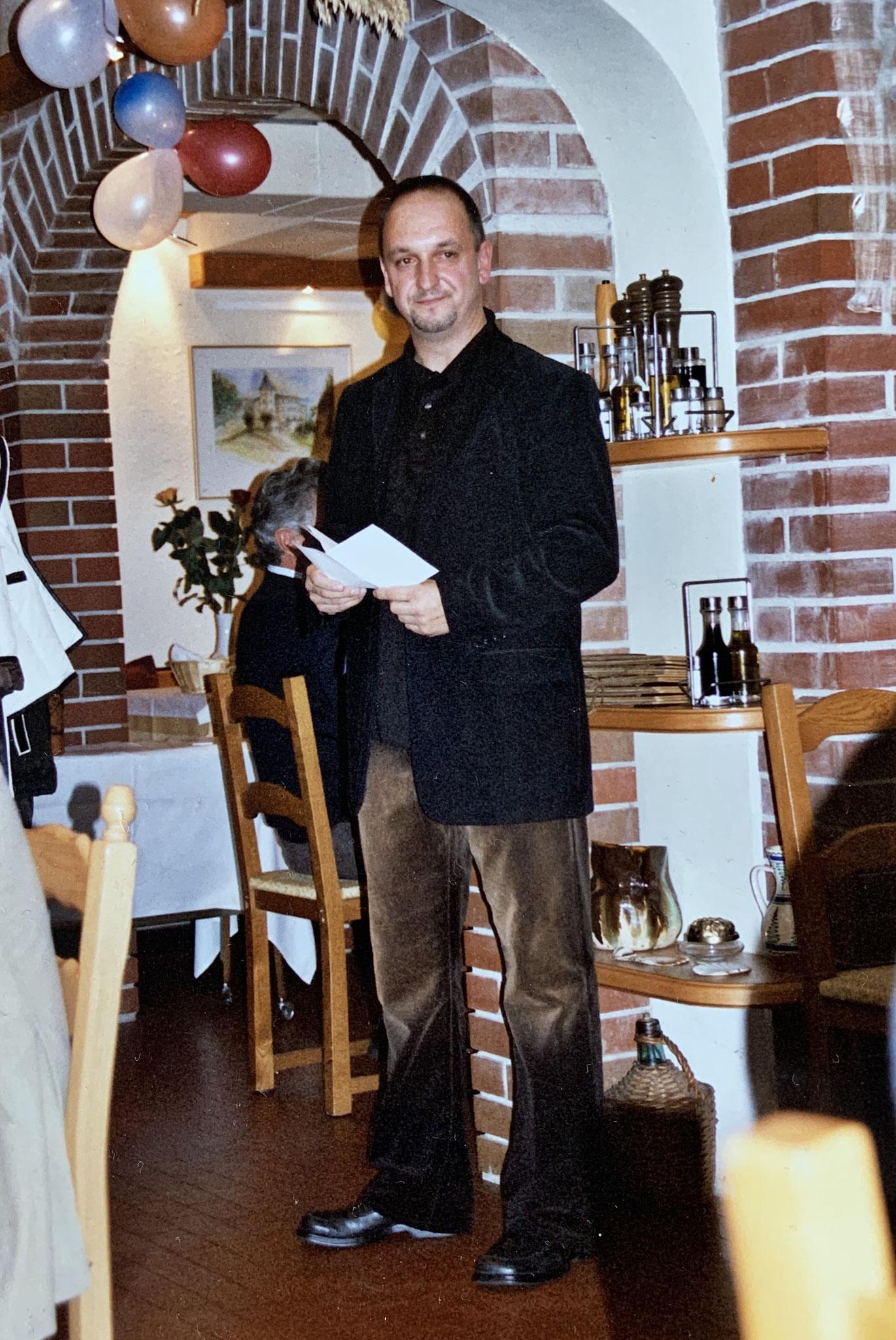 Restaurant Konoba 2003