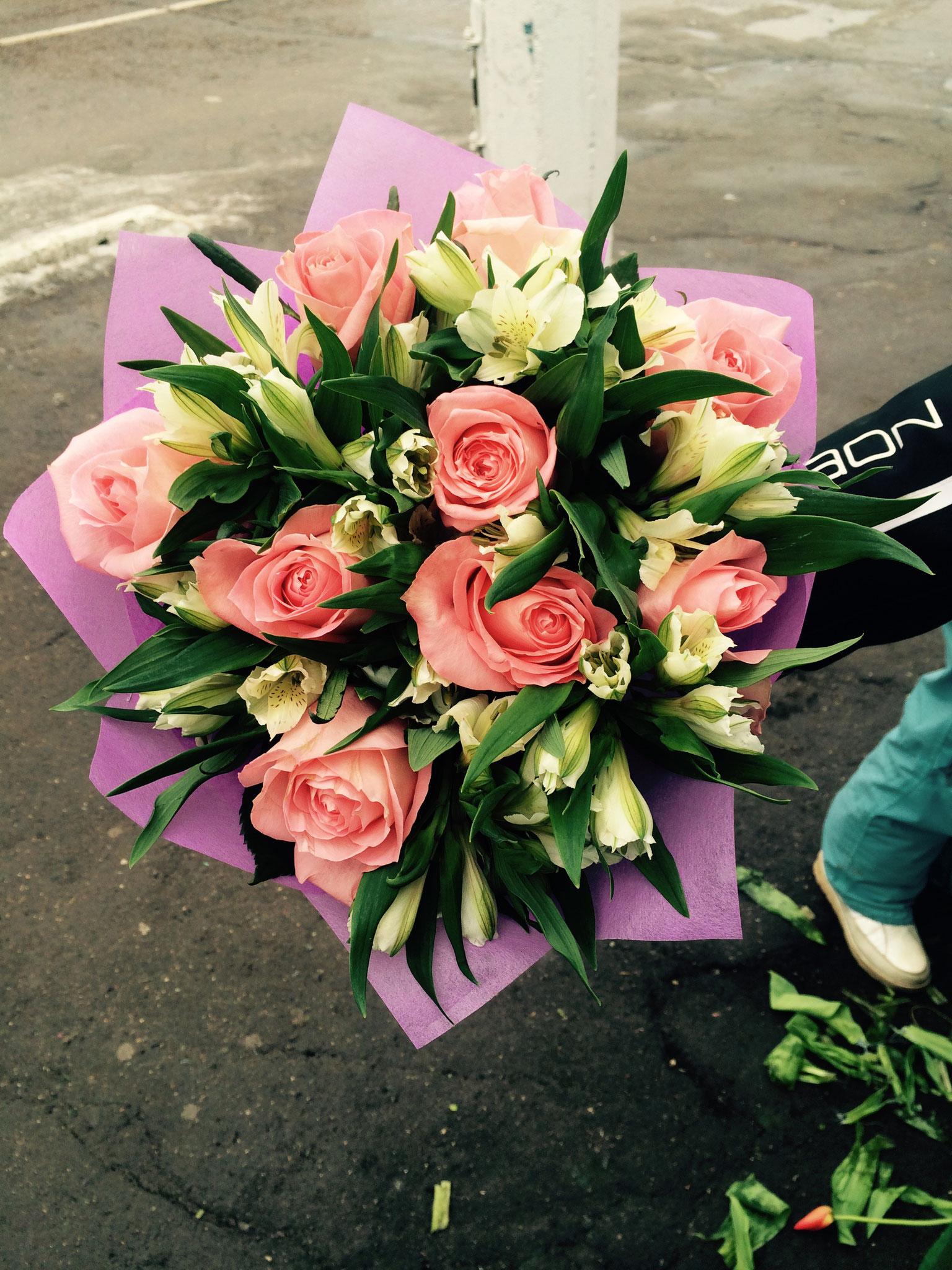 Купить цветы в красногорске в розницу дешево
