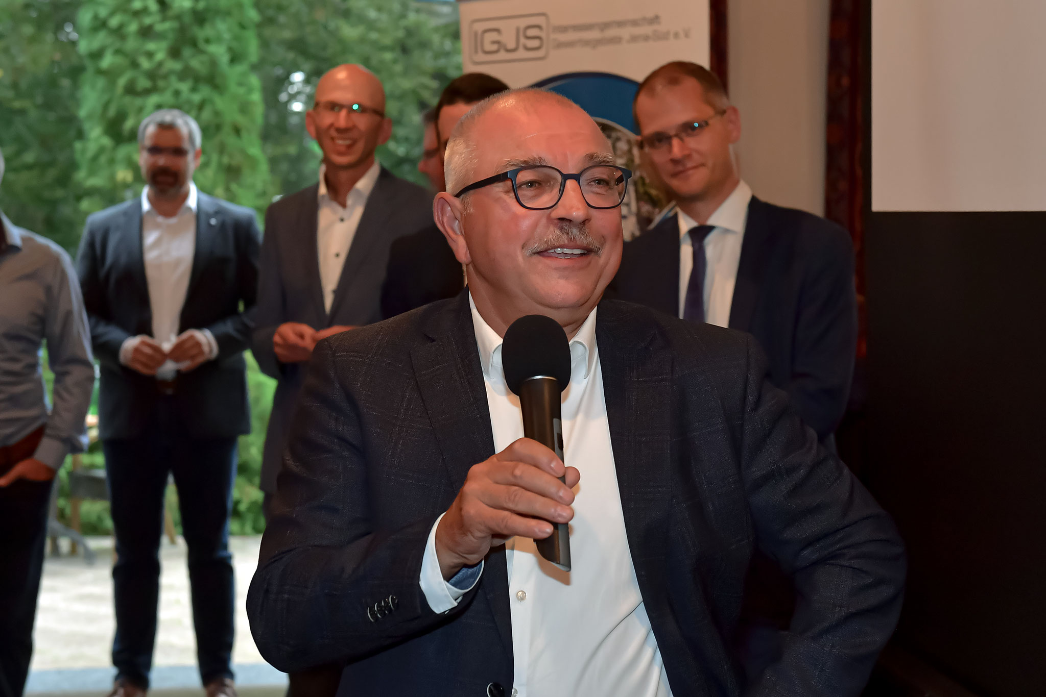 Wilfried Opitz berichtet in eigener Sache