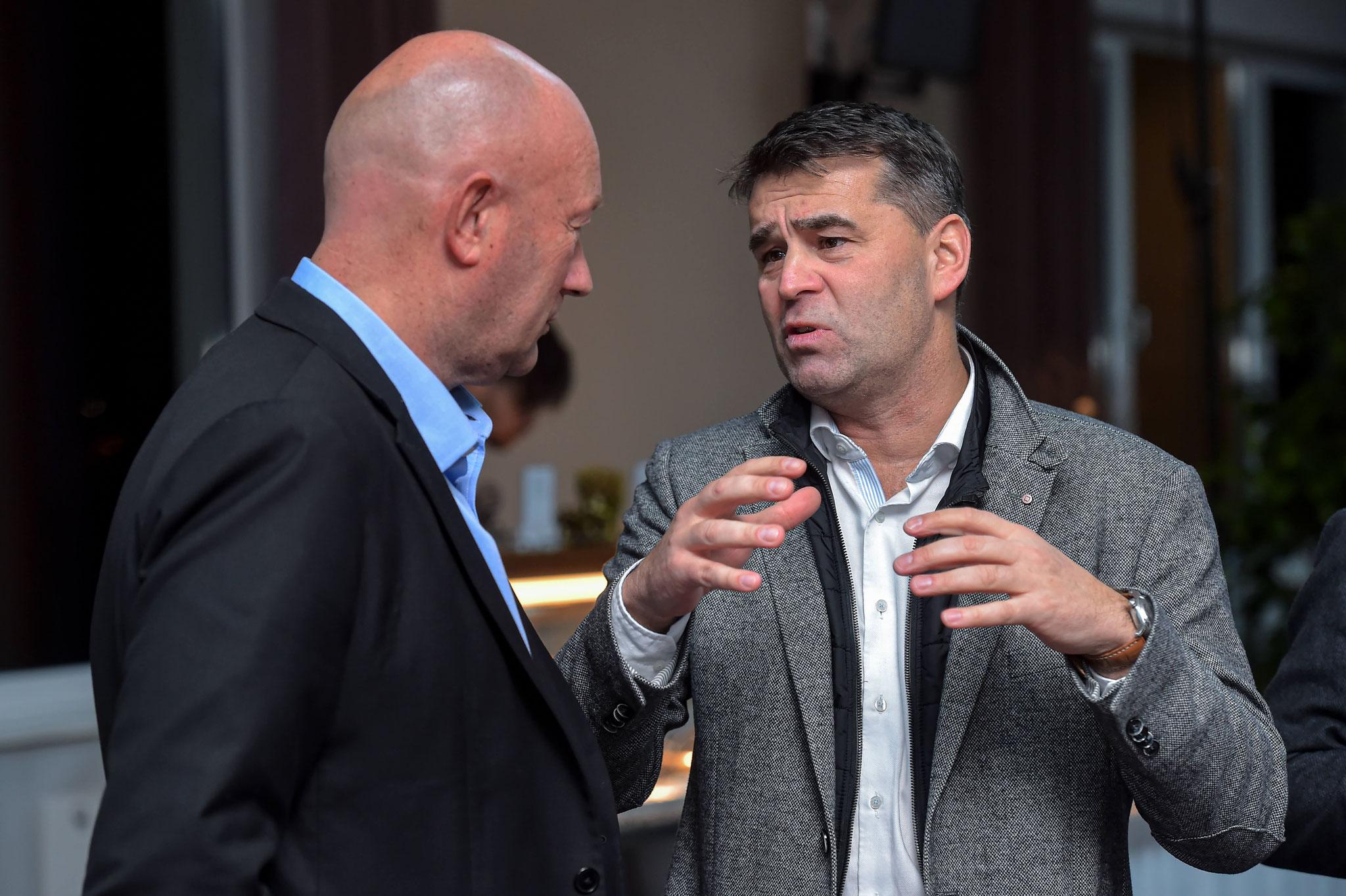 Lars Eberlein im Gespräch mit Thomas Kemmerich