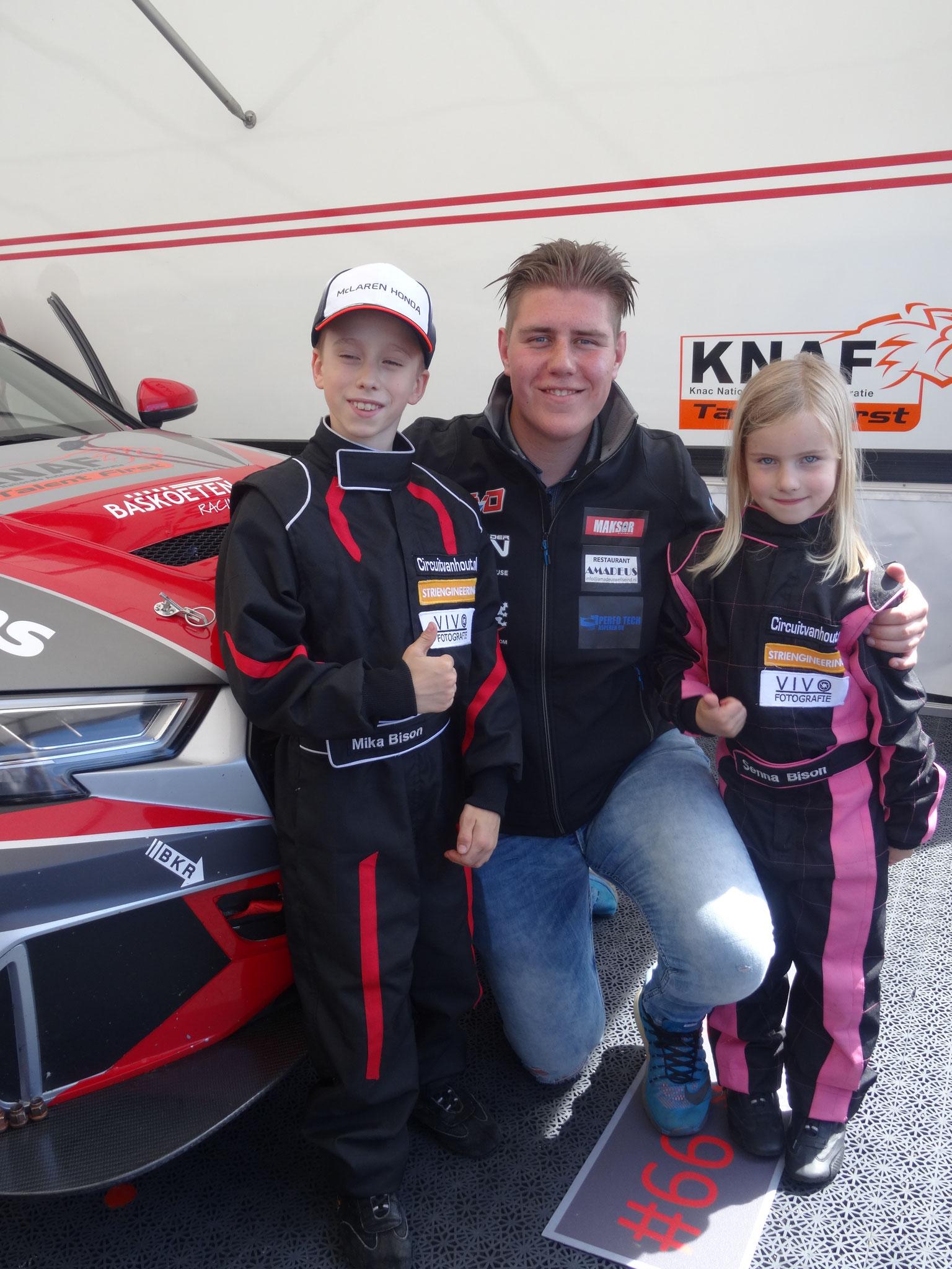 2017: Stan van Oord / Jumbo Racedagen