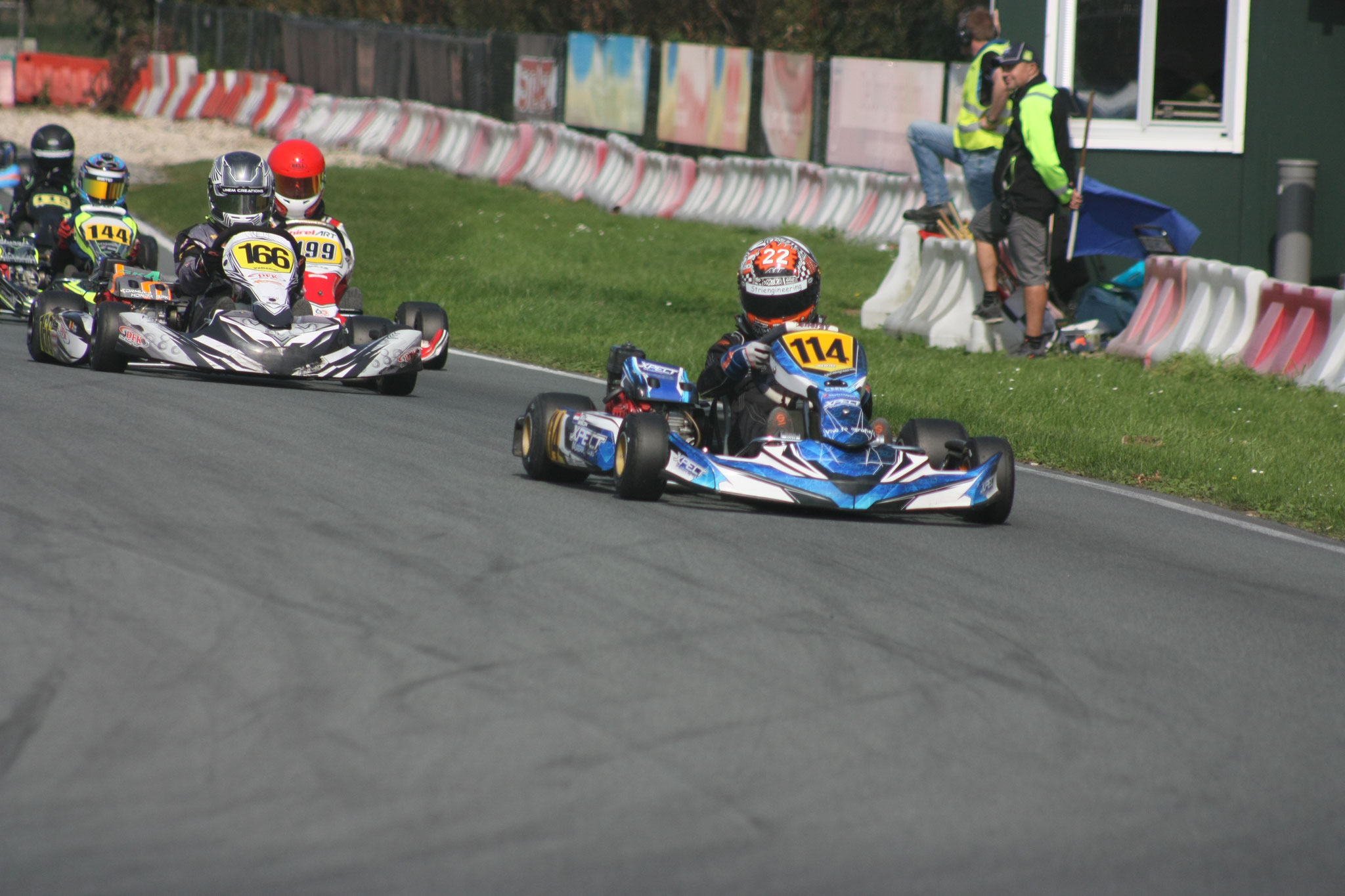 Kwalificatie race 2