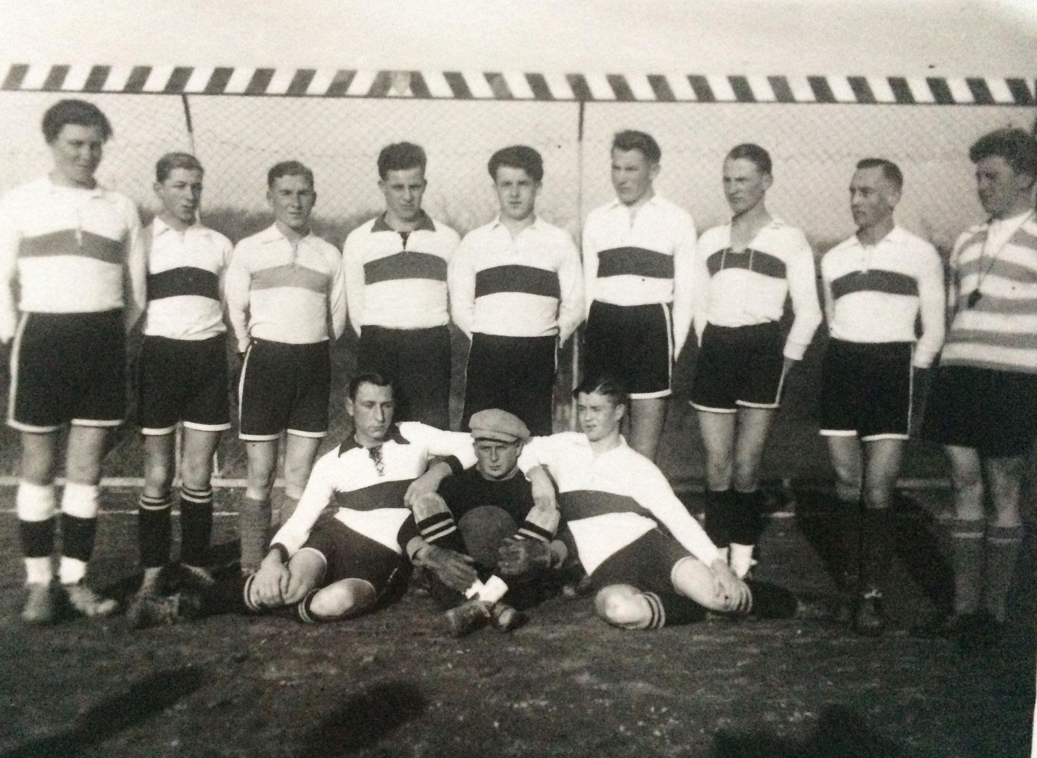 Fußball 1950