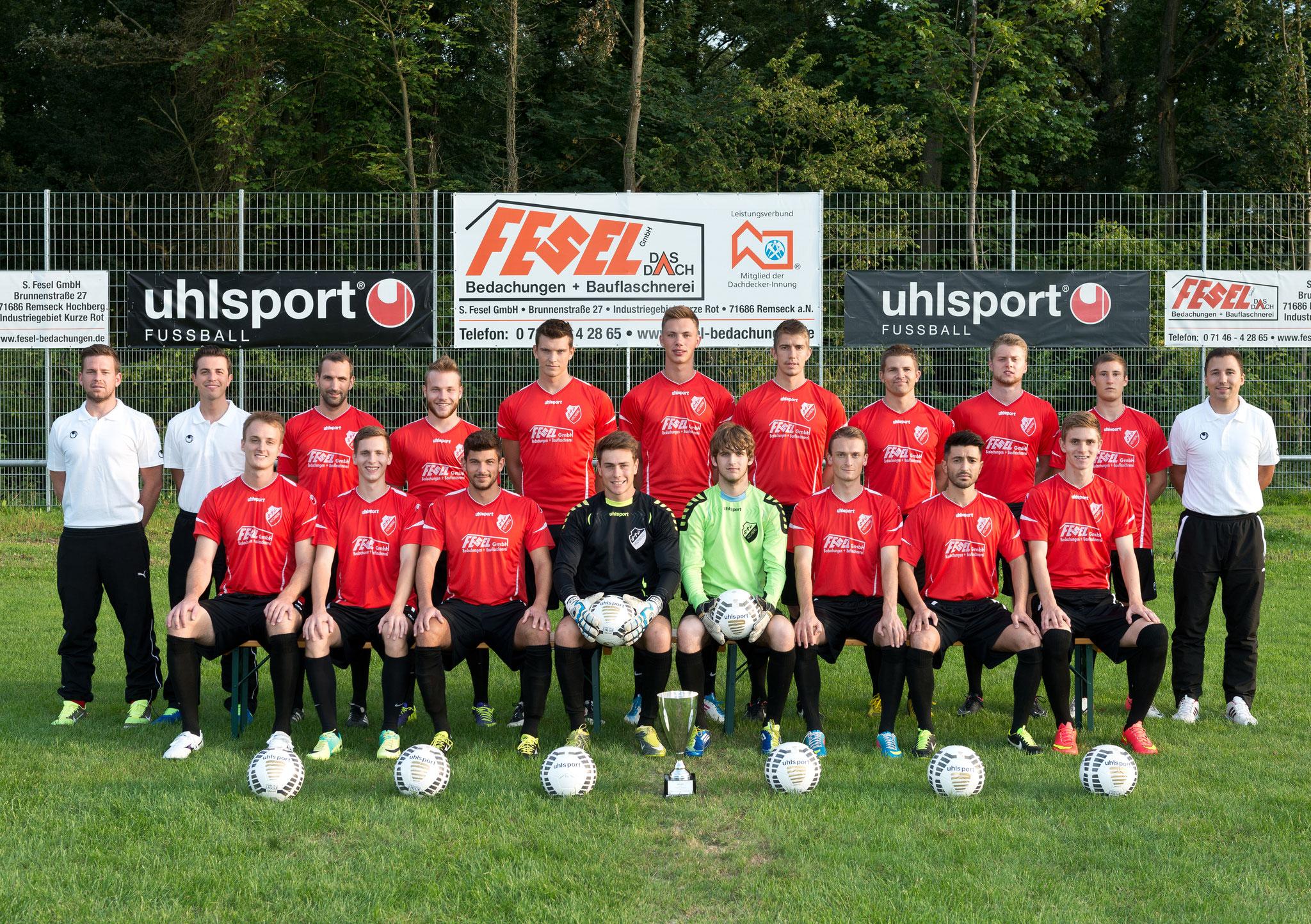 1. Mannschaft - Saison 2014 / 2015