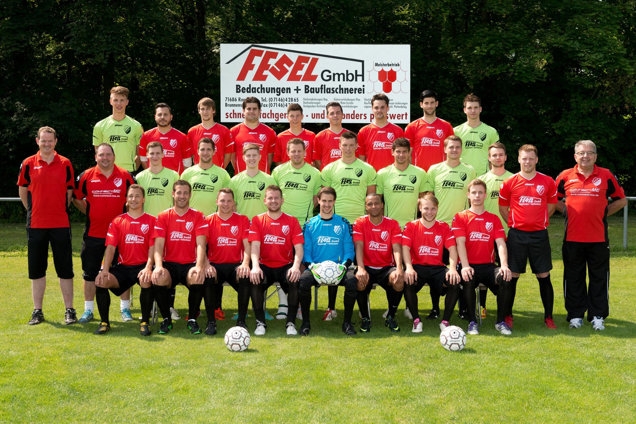 1. Mannschaft - Saison 2013 / 2014