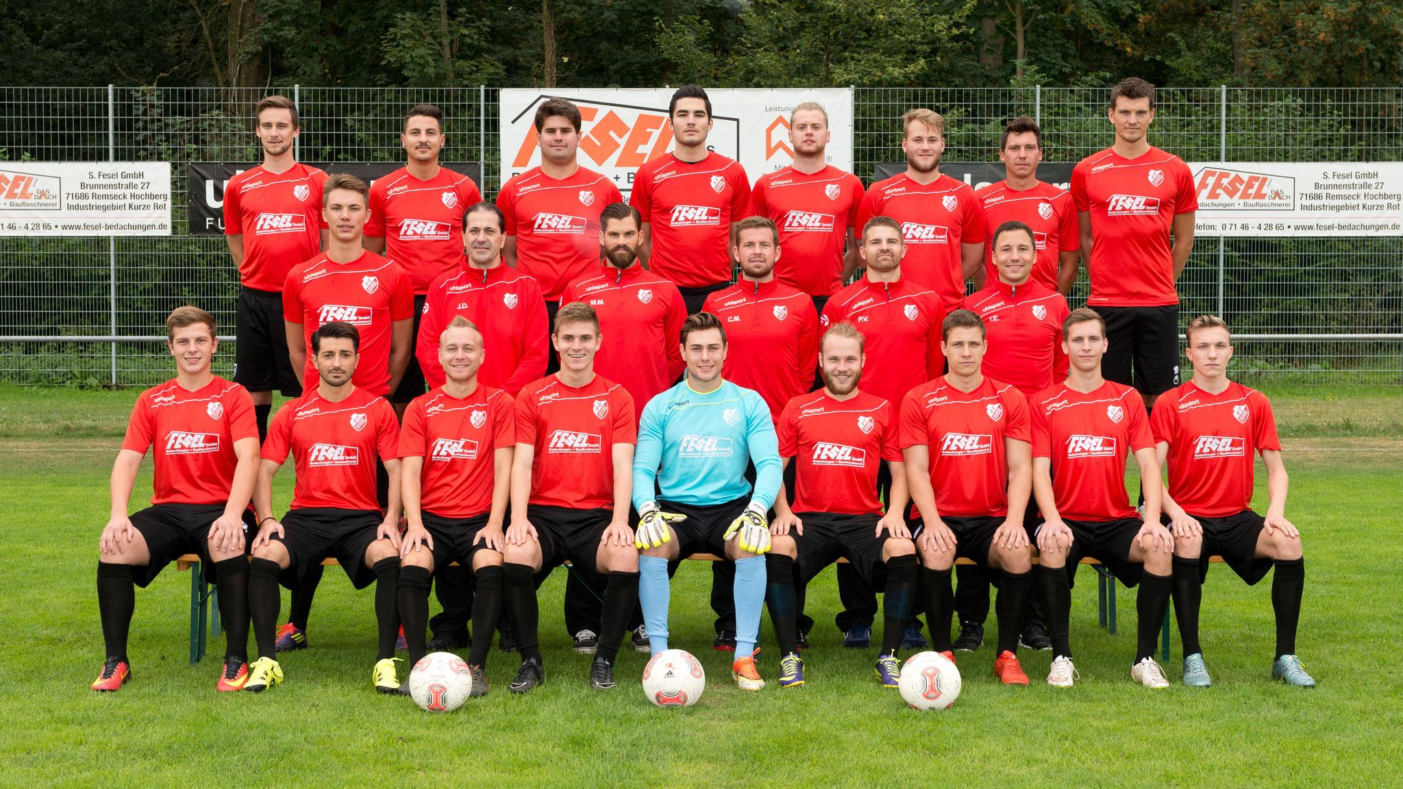 1. Mannschaft - Saison 2016 / 2017