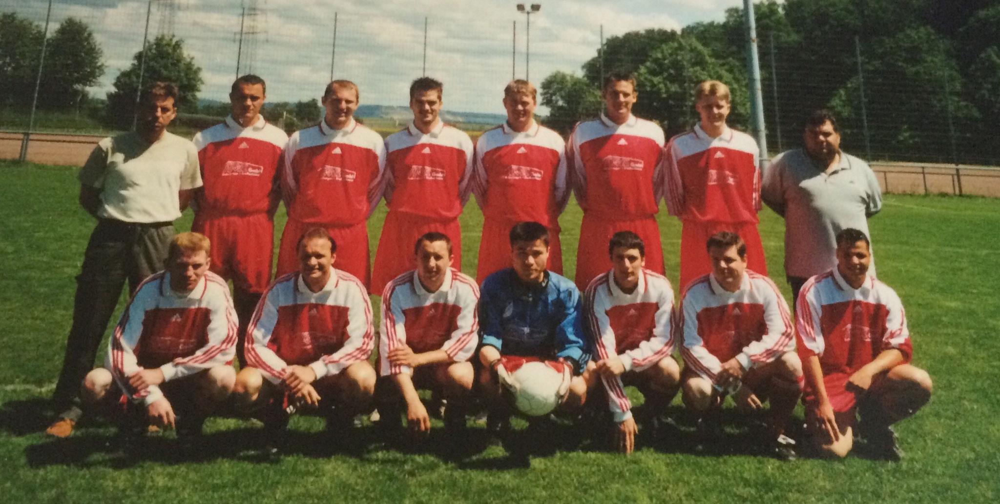 1. Mannschaft - Saison 2002 / 2003
