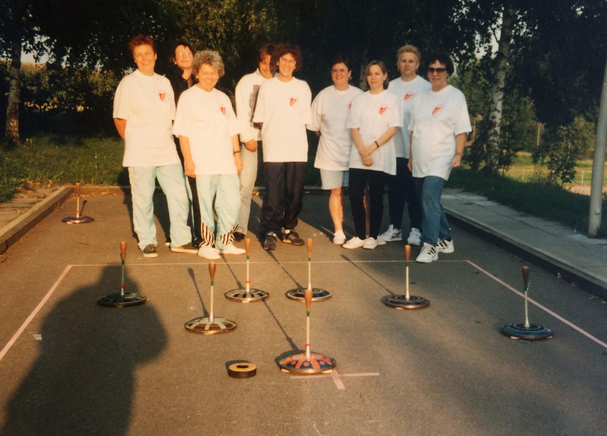 Frauengruppe 1996