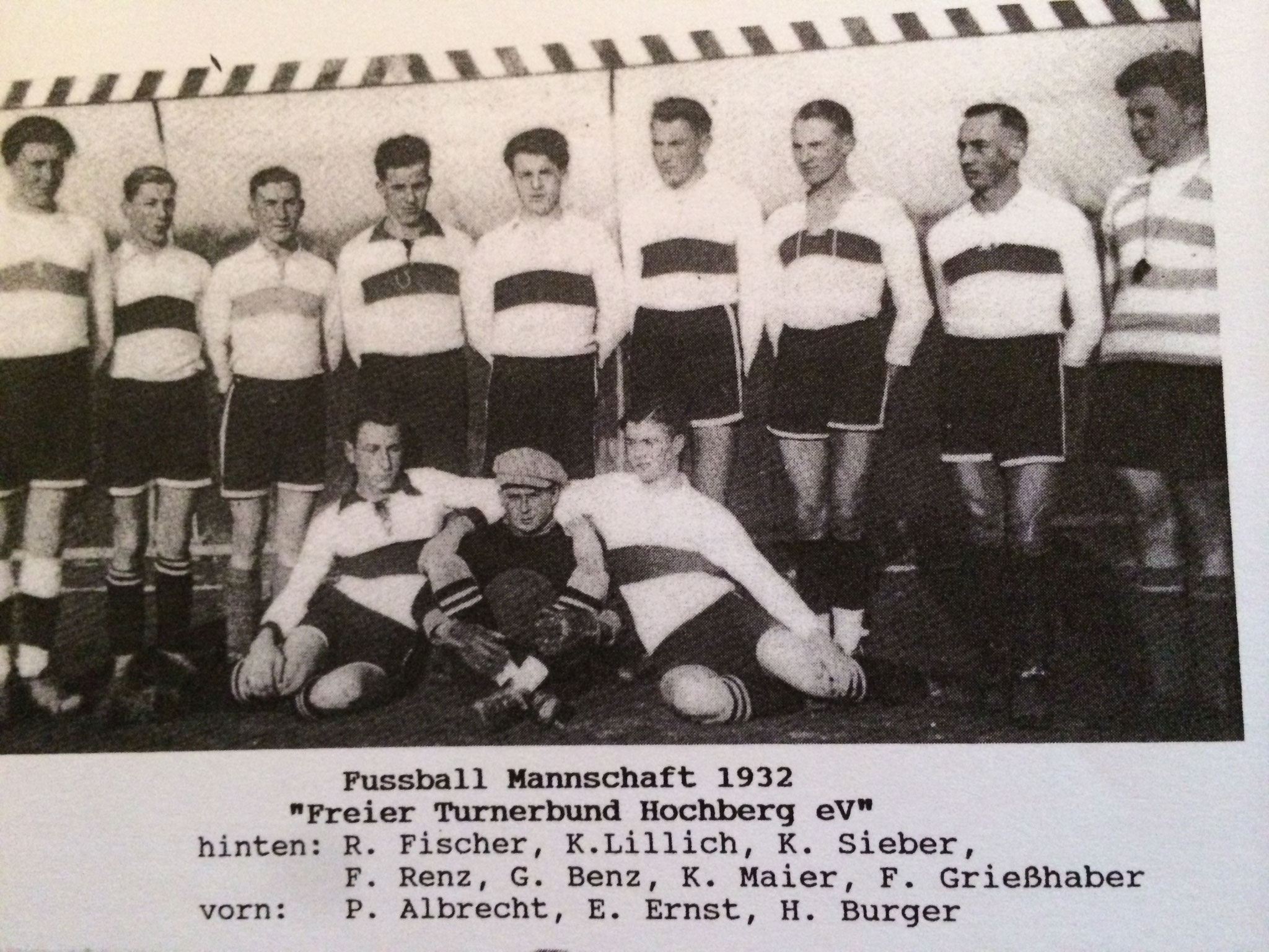 Fußball 1932