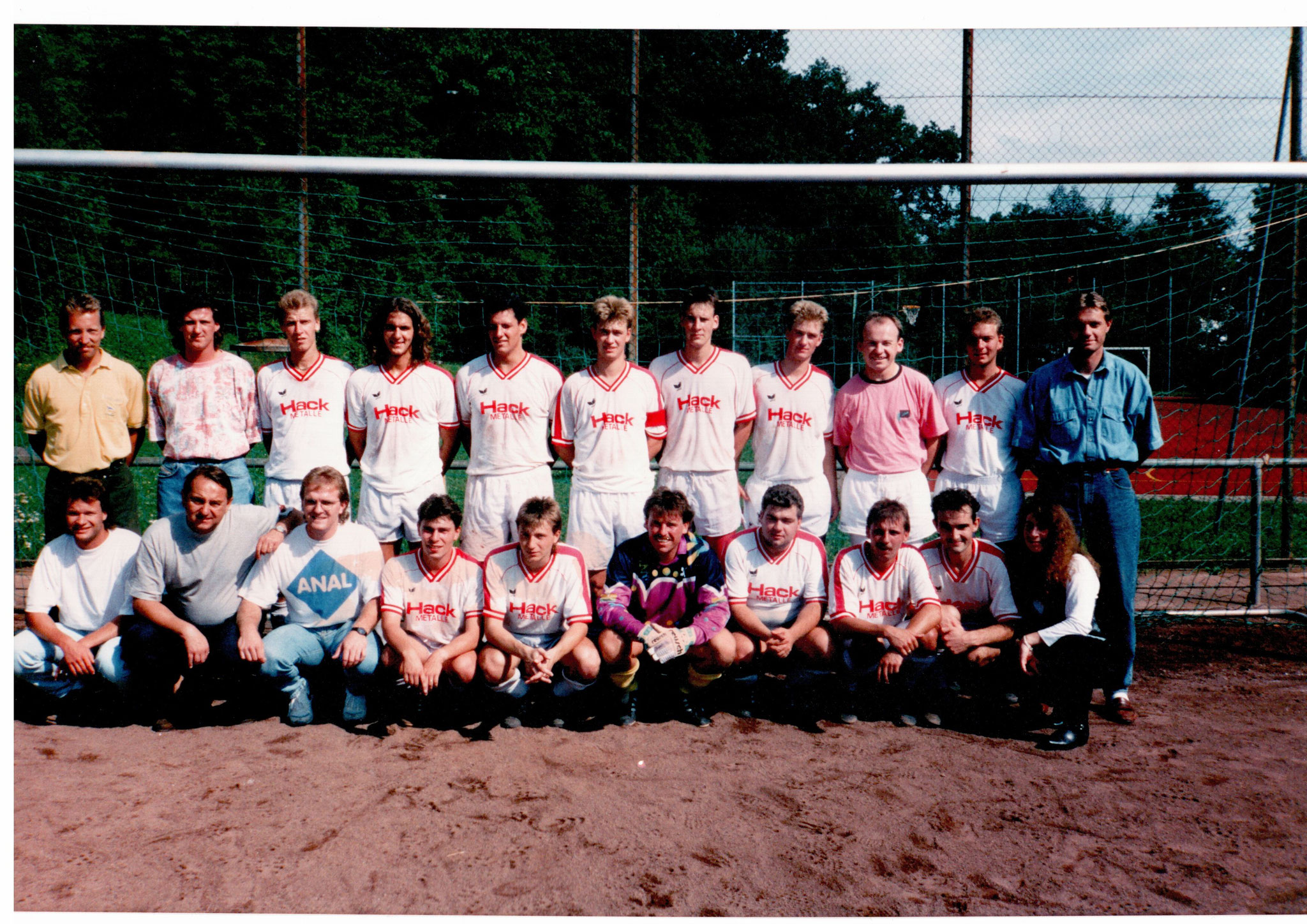 1. Mannschaft - Saison 1993 / 1994