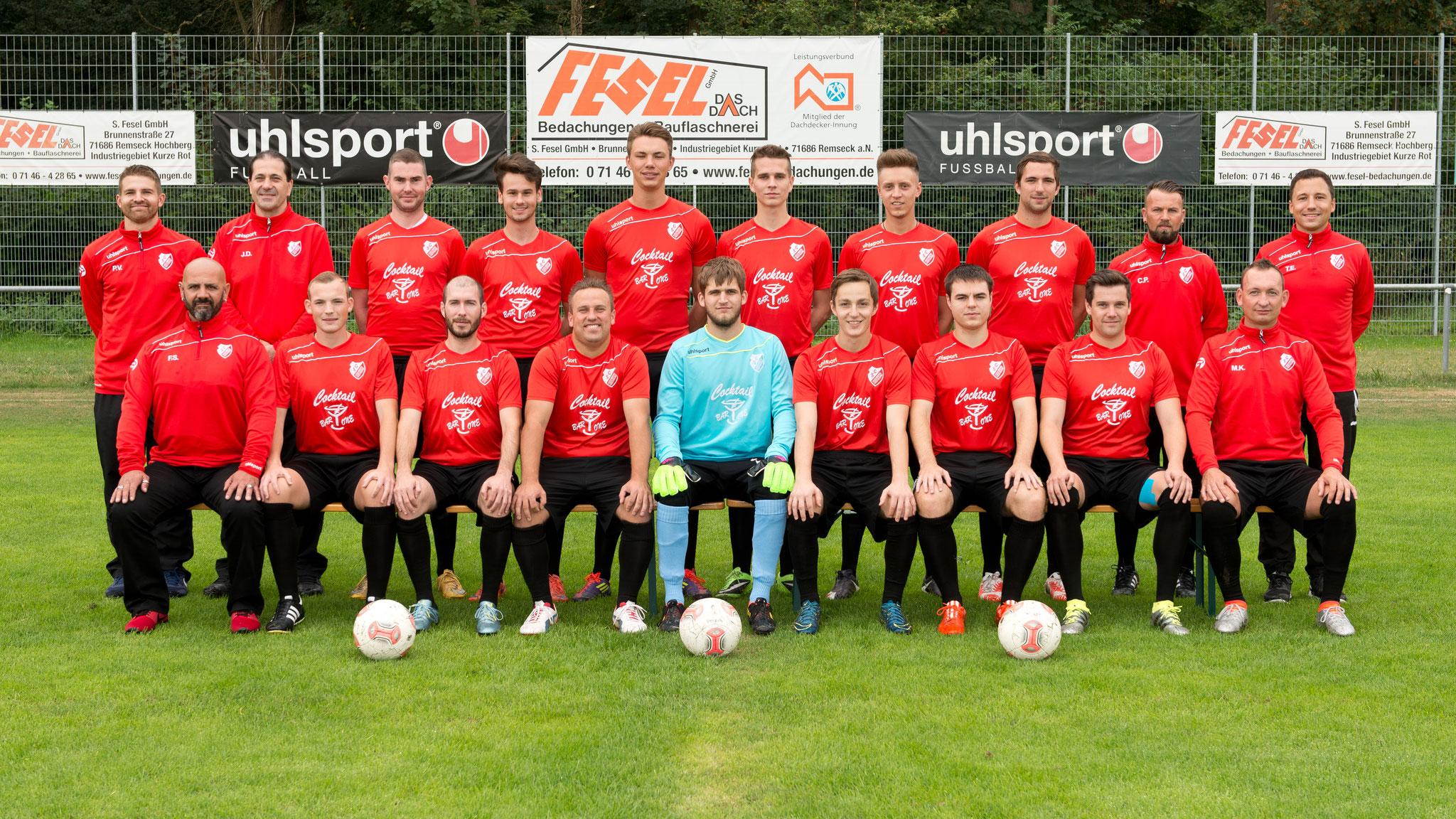 2. Mannschaft - Saison 2016 / 2017