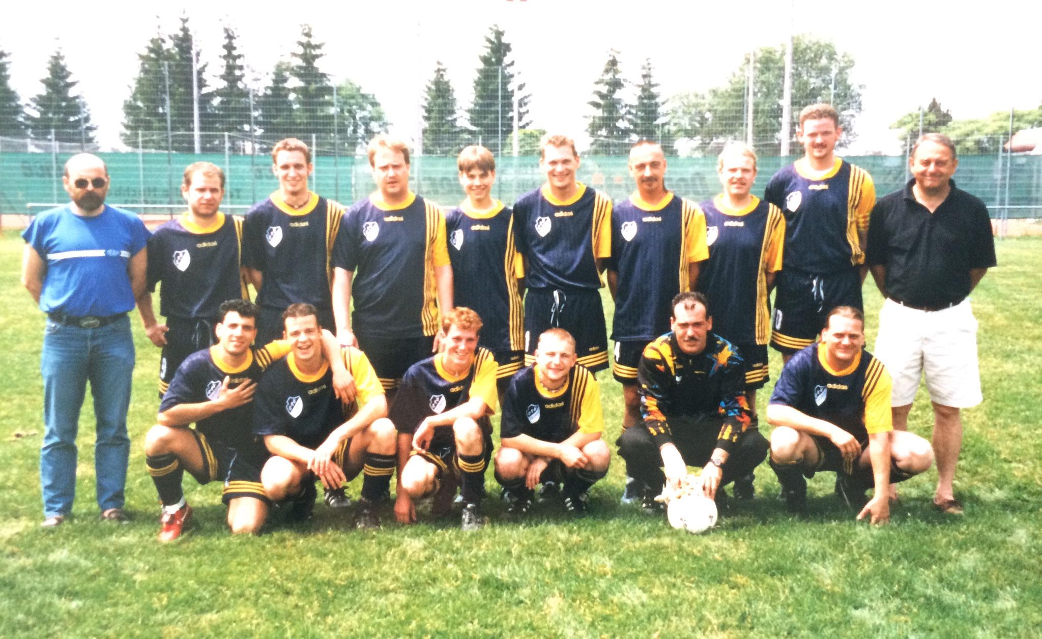 2. Mannschaft - Saison 1998 / 1999