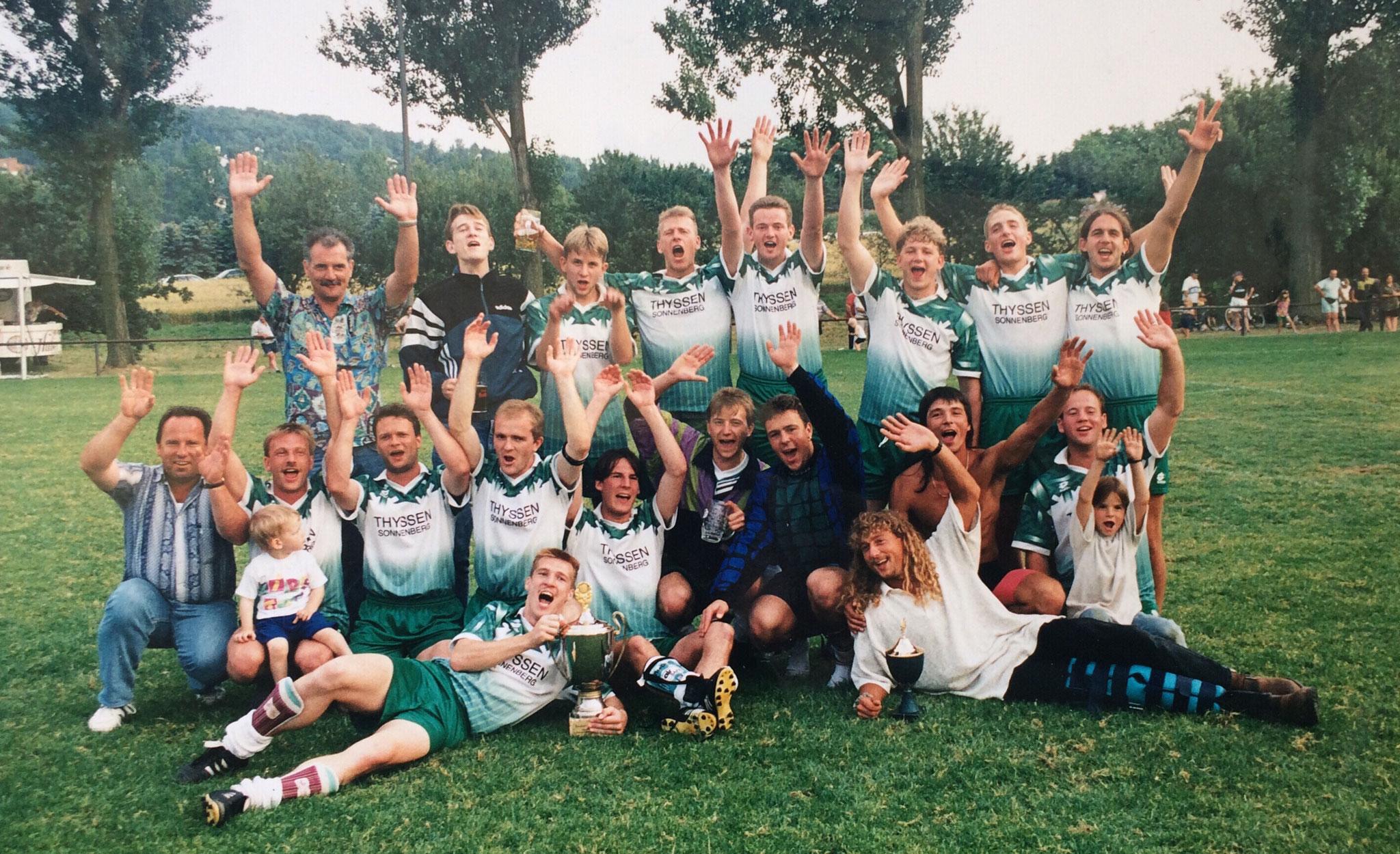 Sieger Rems-Pokal 1996