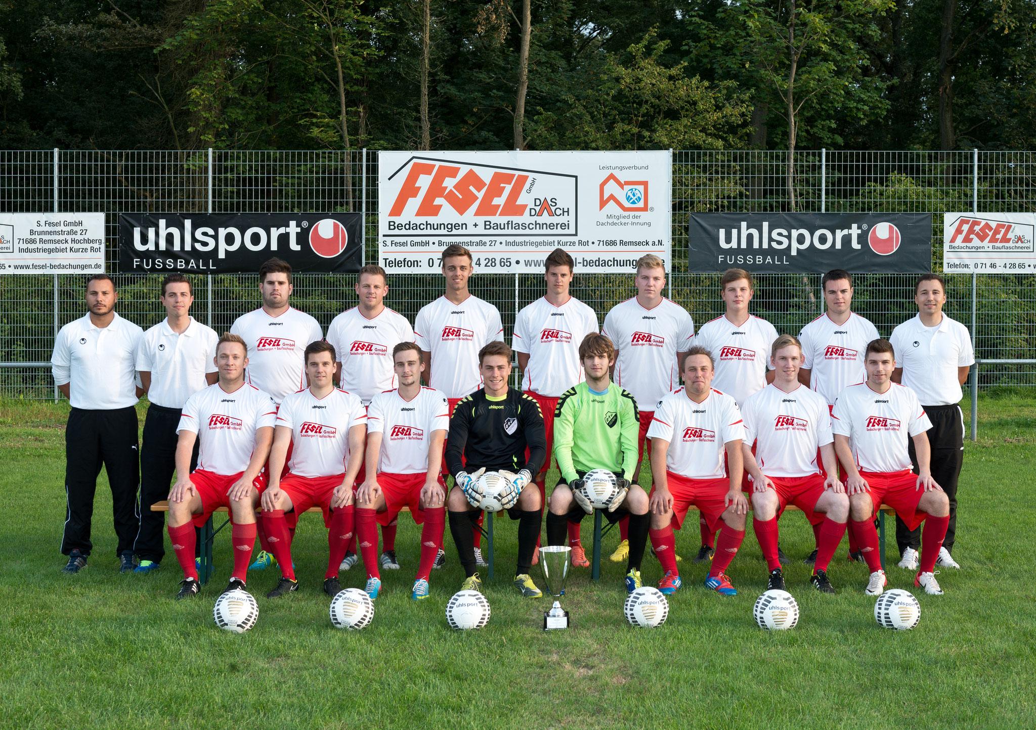 2. Mannschaft - Saison 2014 / 2015