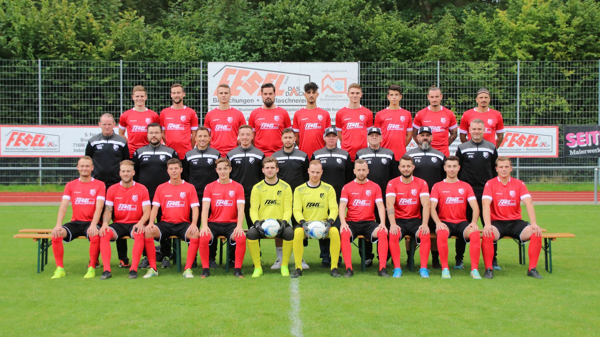 1. Mannschaft - Saison 2021 / 2022