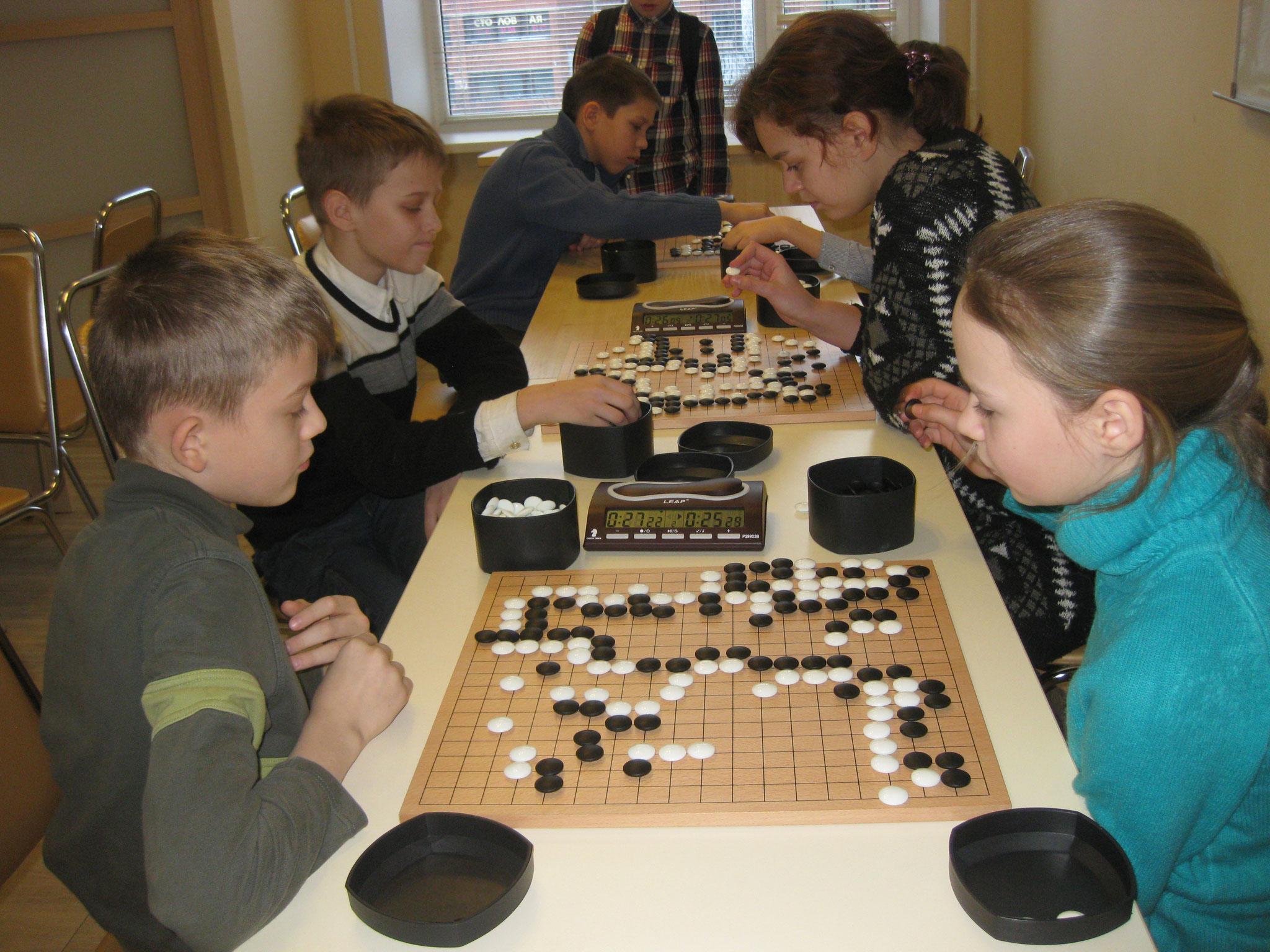 школа №34 против Петровской (2:1)