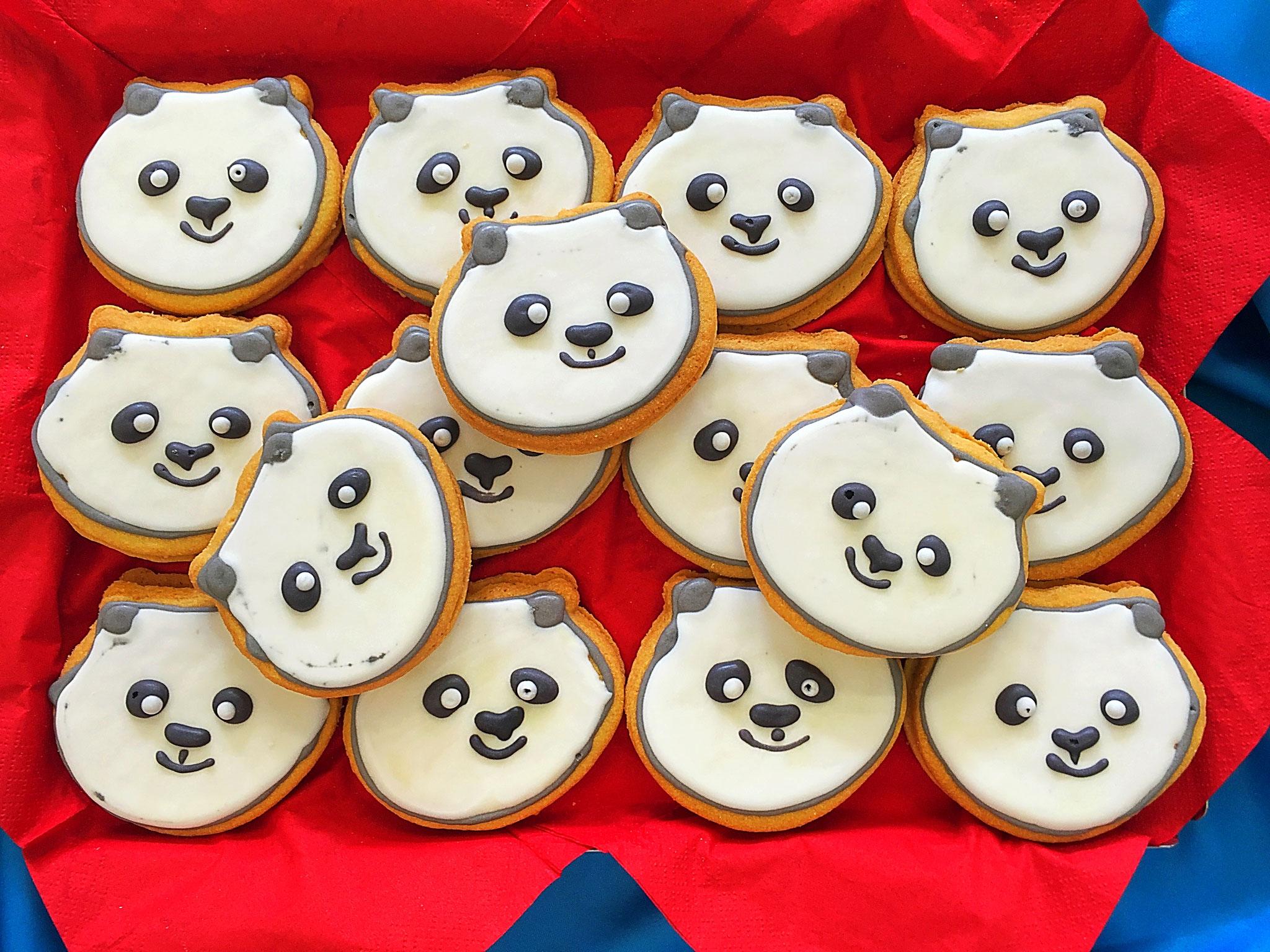 Panda x 15