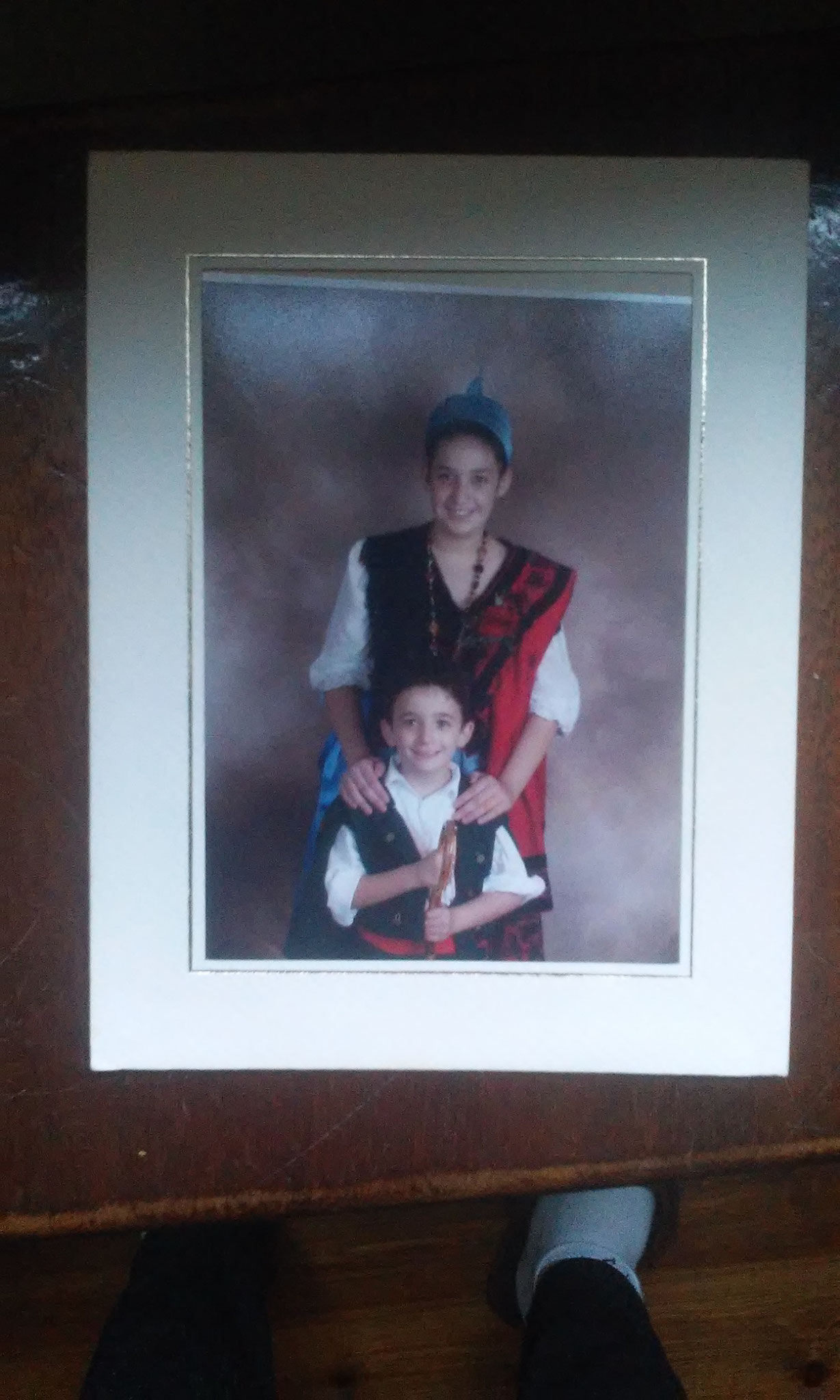 Esta foto representa el cariño que nos tenemos mi hermana y yo; algo que nunca quiero perder.