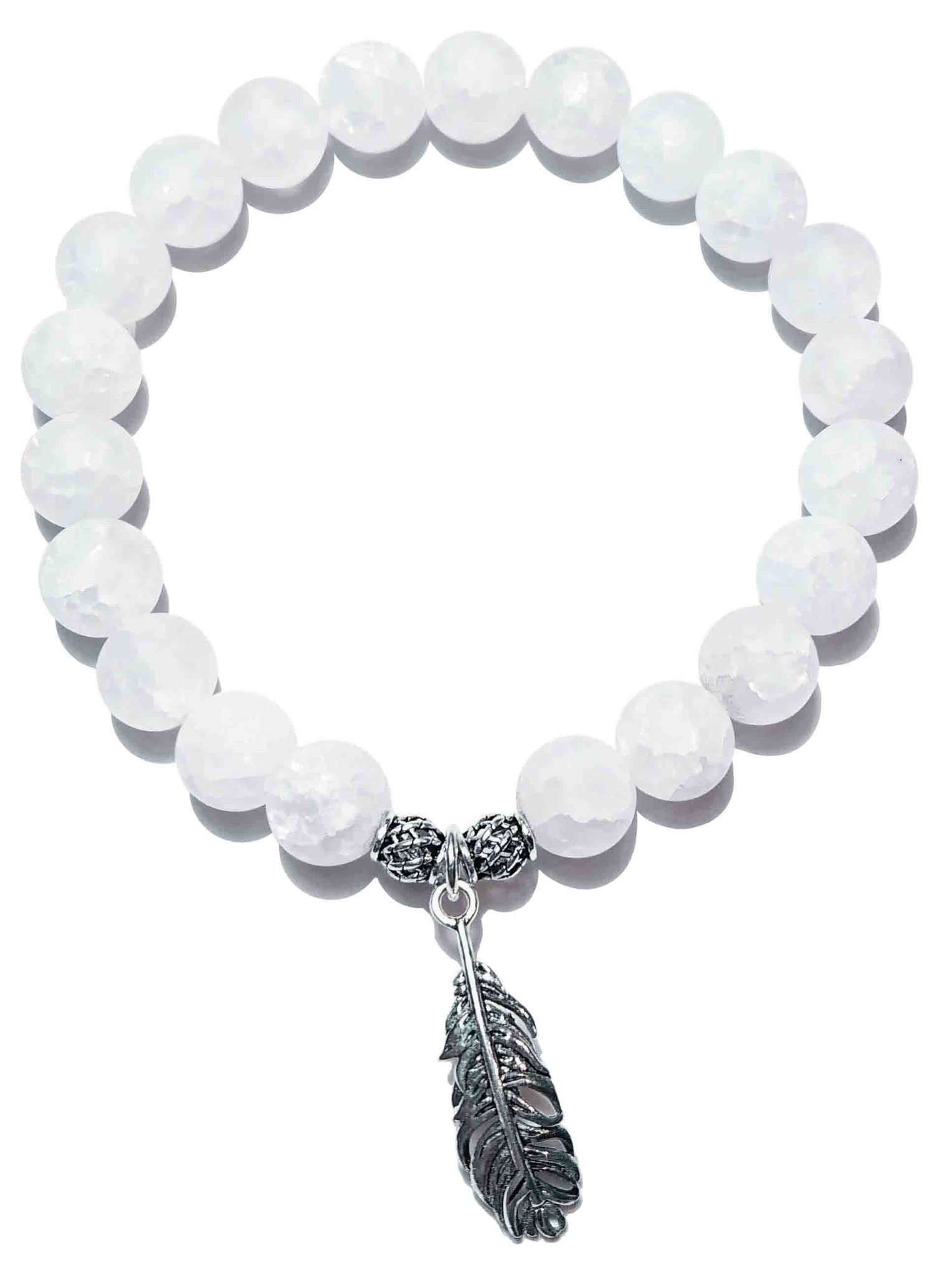 Freedom (weiß) Armband