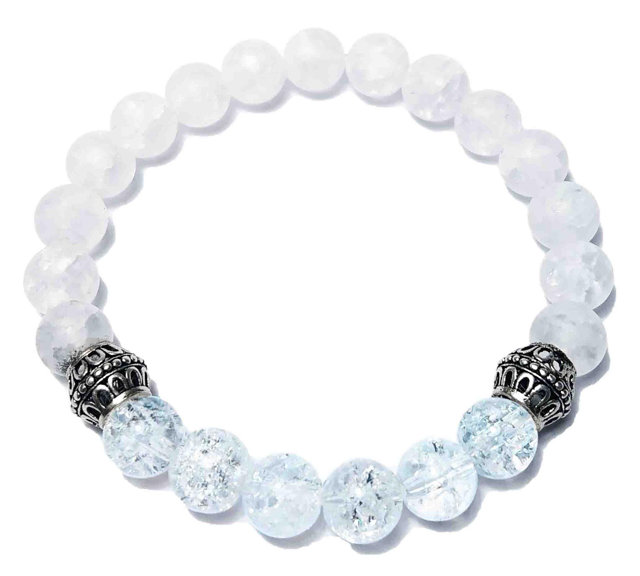 Comet (weiß) Armband