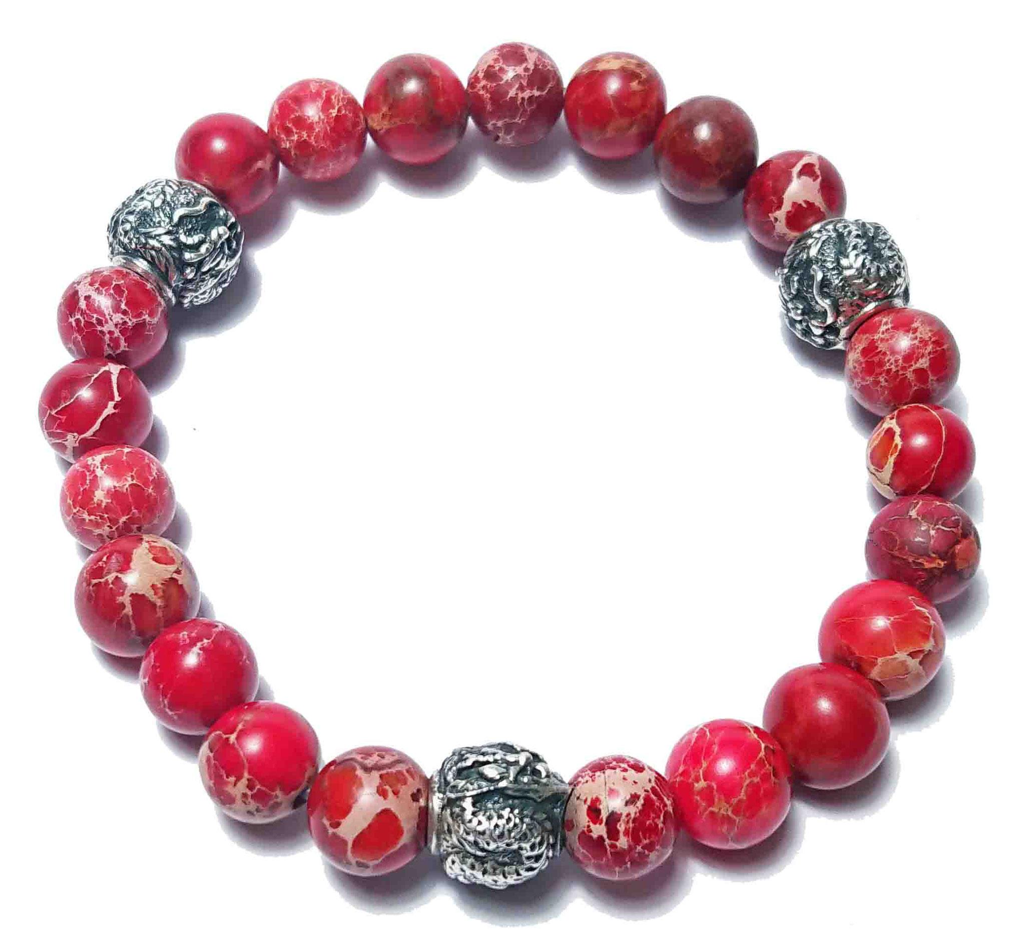 Shenlong (rot) Armband