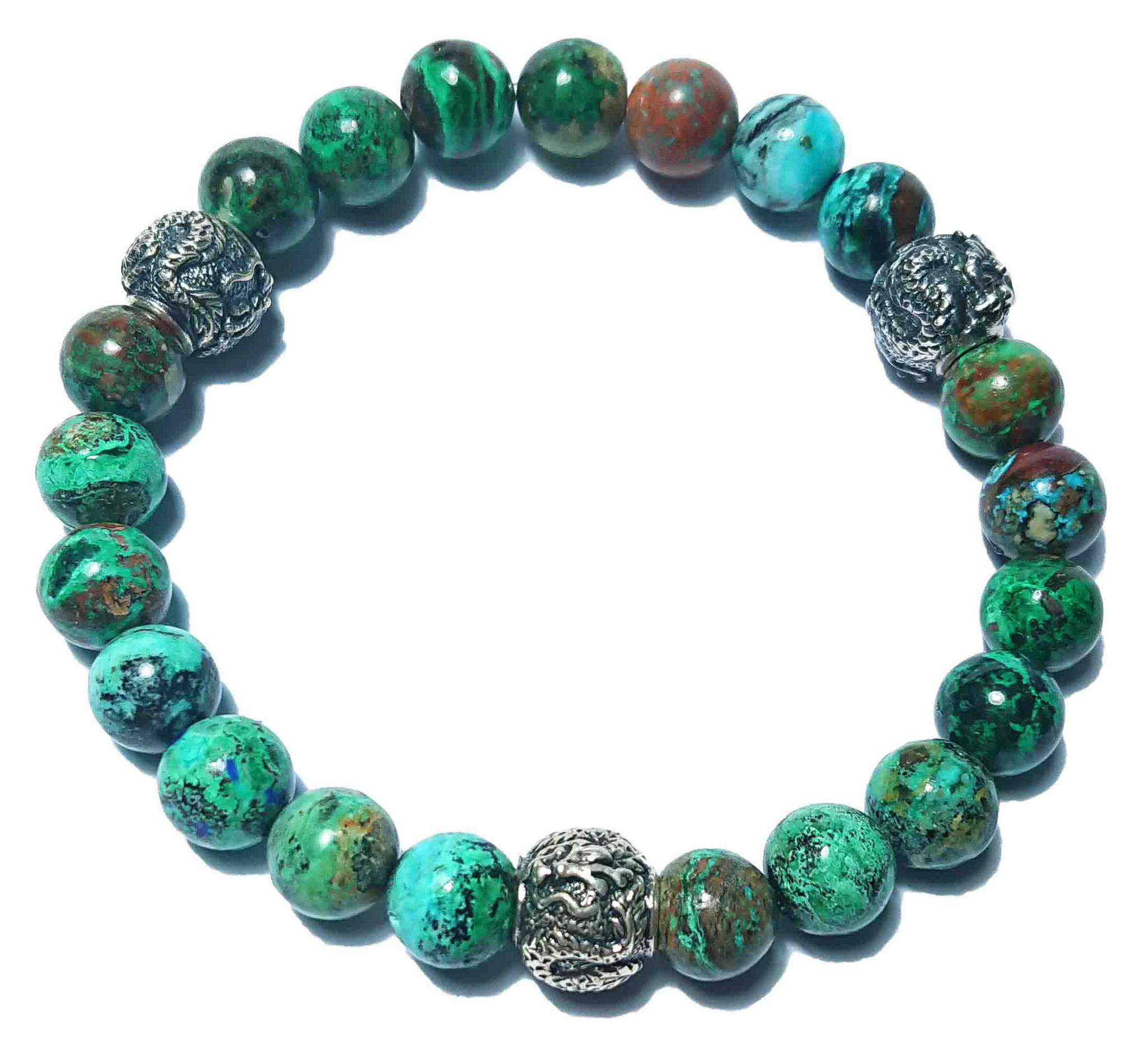 BEHERO Designer Armband Shenlong (grün)