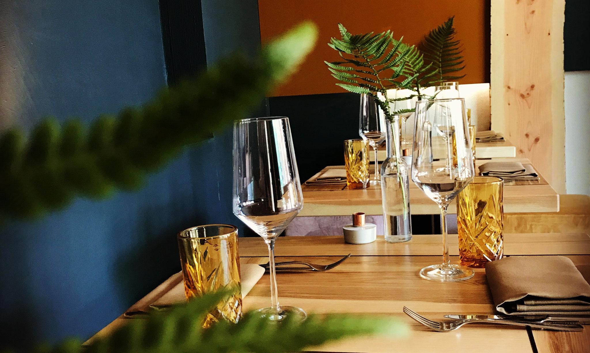 Unser Clubraum im StegHaus Restaurants in Braunschweig.