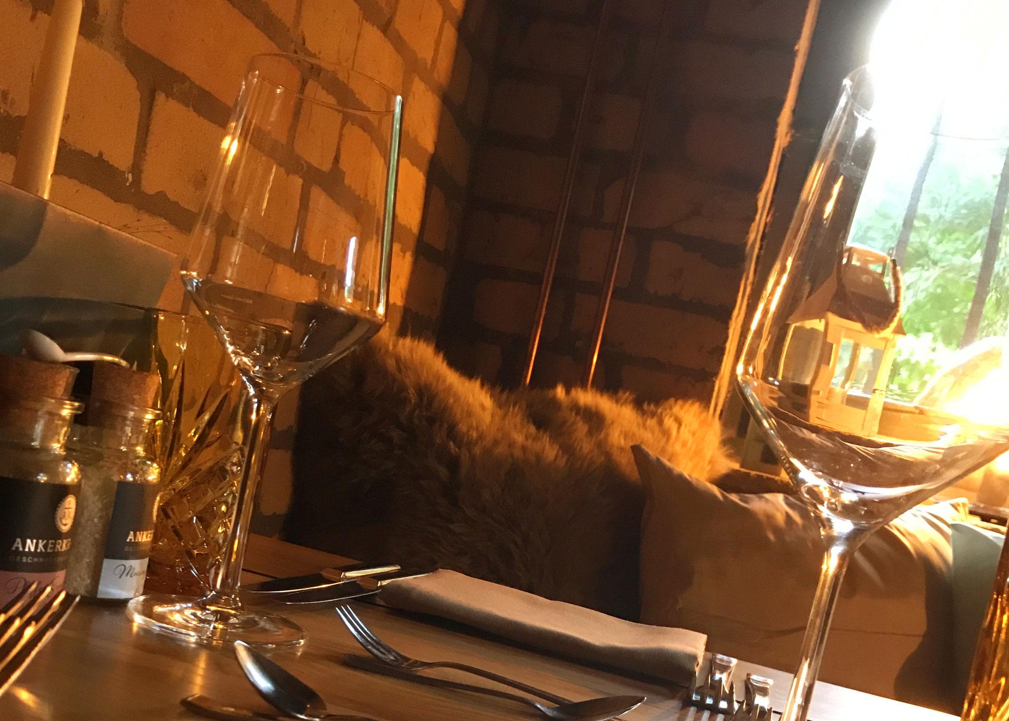 Ein ganz besondere Ort im StegHaus Restaurant Braunschweig