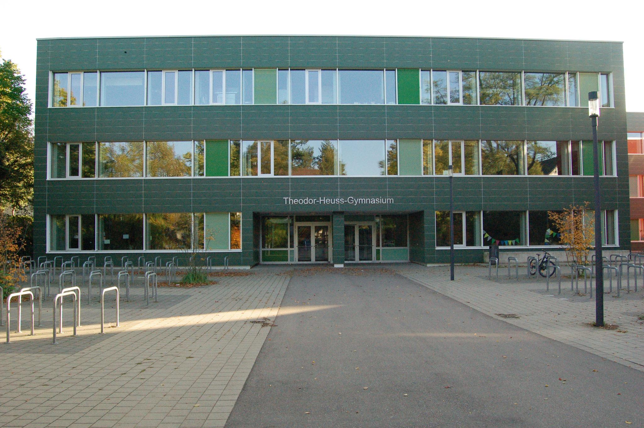 Theodor Heuss Gymnasium Freiburg