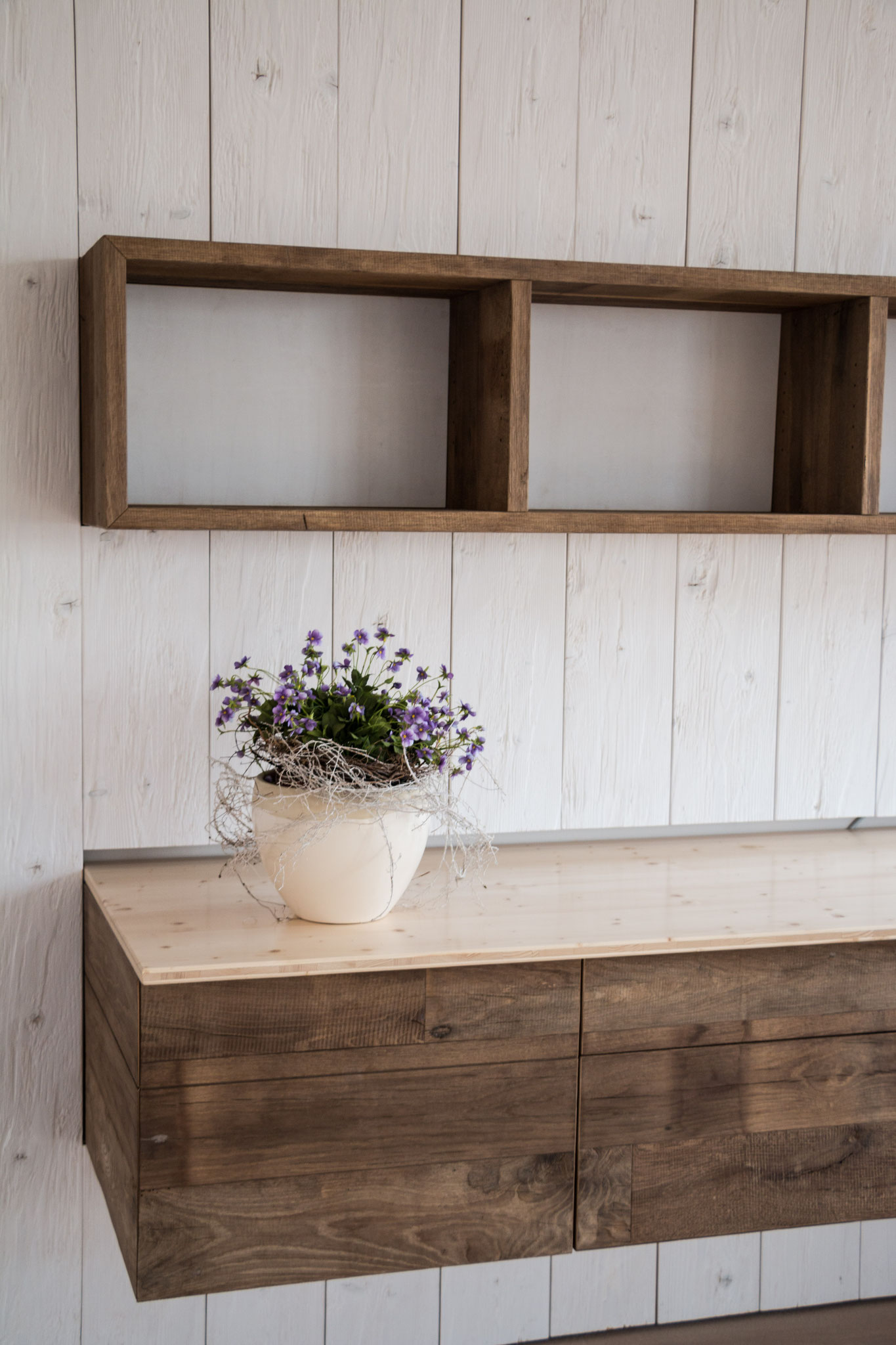 Fendt Holzgestaltung Wandverkleidung