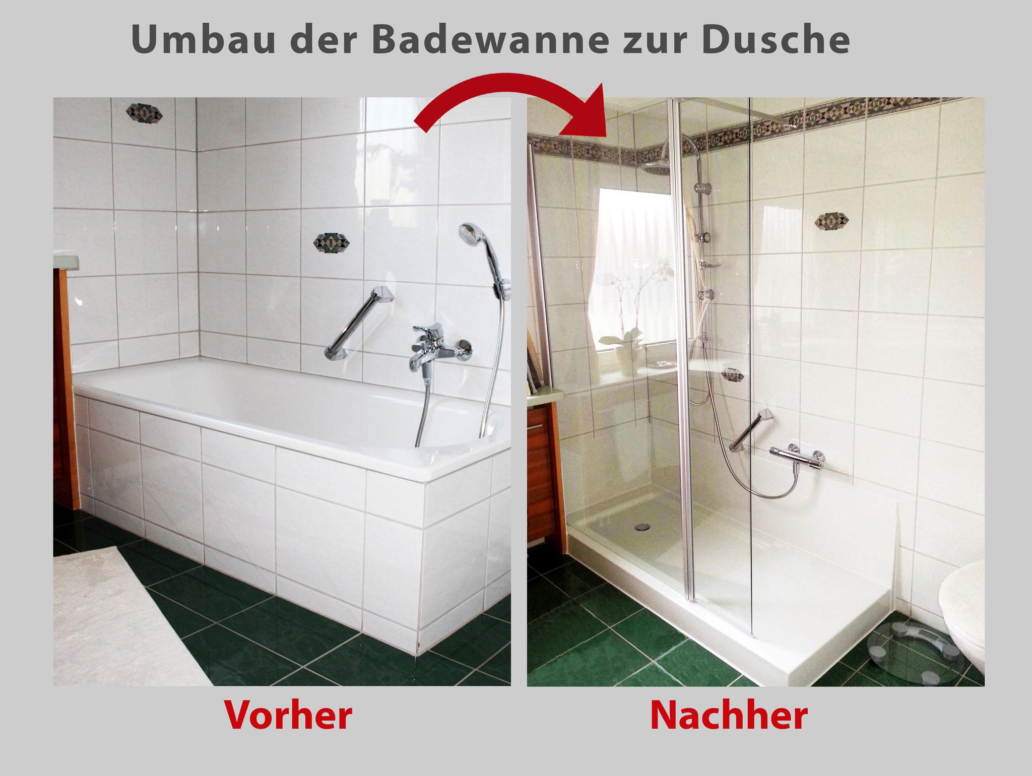 viele menschen bringen die mglichkeiten eines barrierefreien bades zunchst mit sehr hohen kosten und einem ebenso hohen arbeitsaufwand in verbindung - Badewanne Und Dusche In Einem Kosten