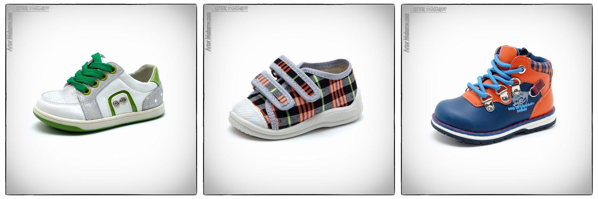предметная съемка товаров - фото обуви