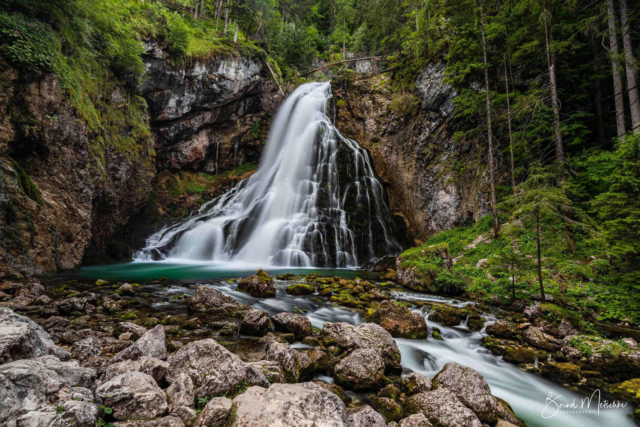 Gollinger Wasserfall in Golling
