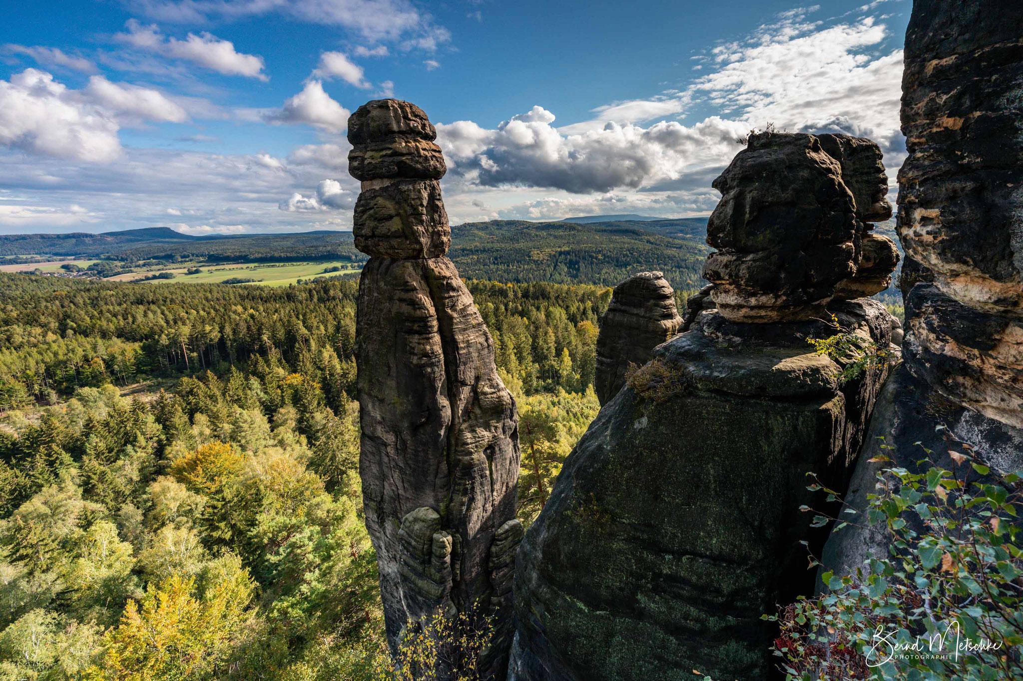 Barbarine am Pfaffenstein - Landschaftlich schöner Ort in Königstein