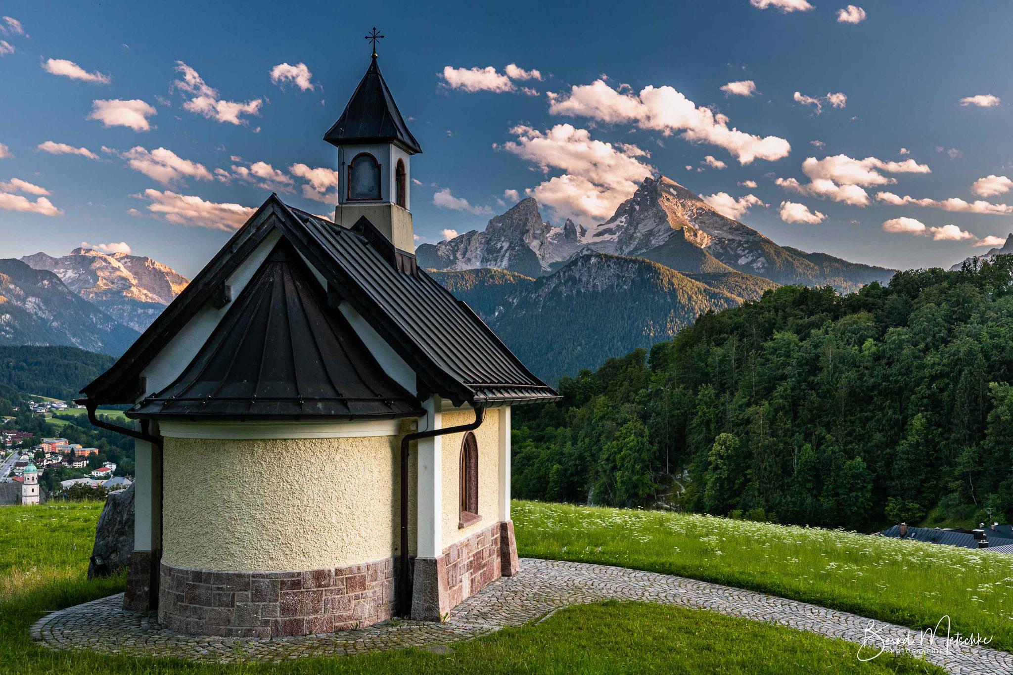 Kirchleitn Kapelle in Berchtesgaden