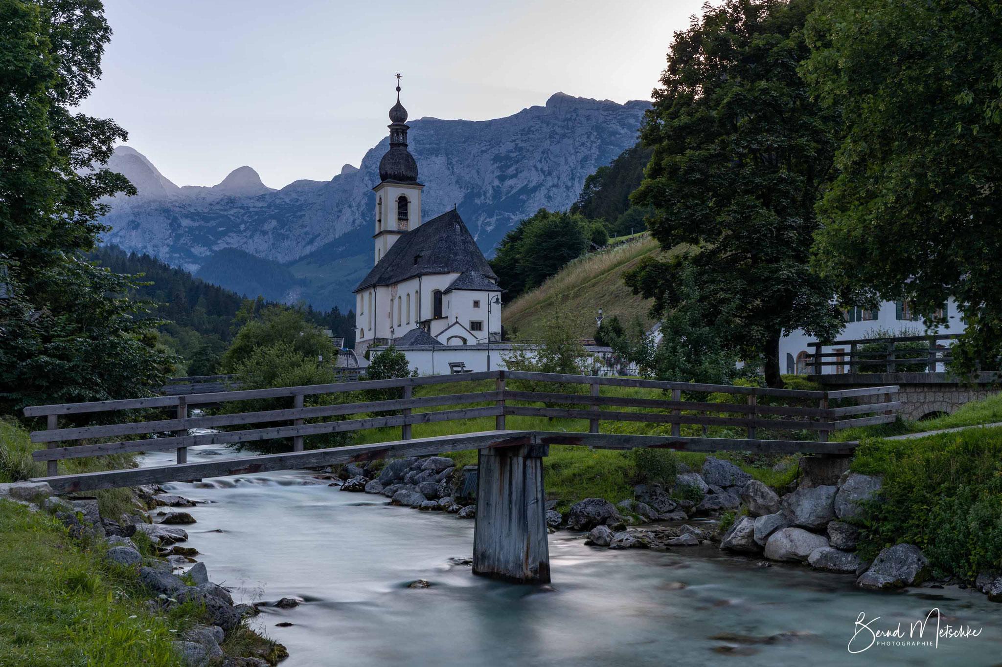 Pfarrkirche St. Sebastian in Ramsau