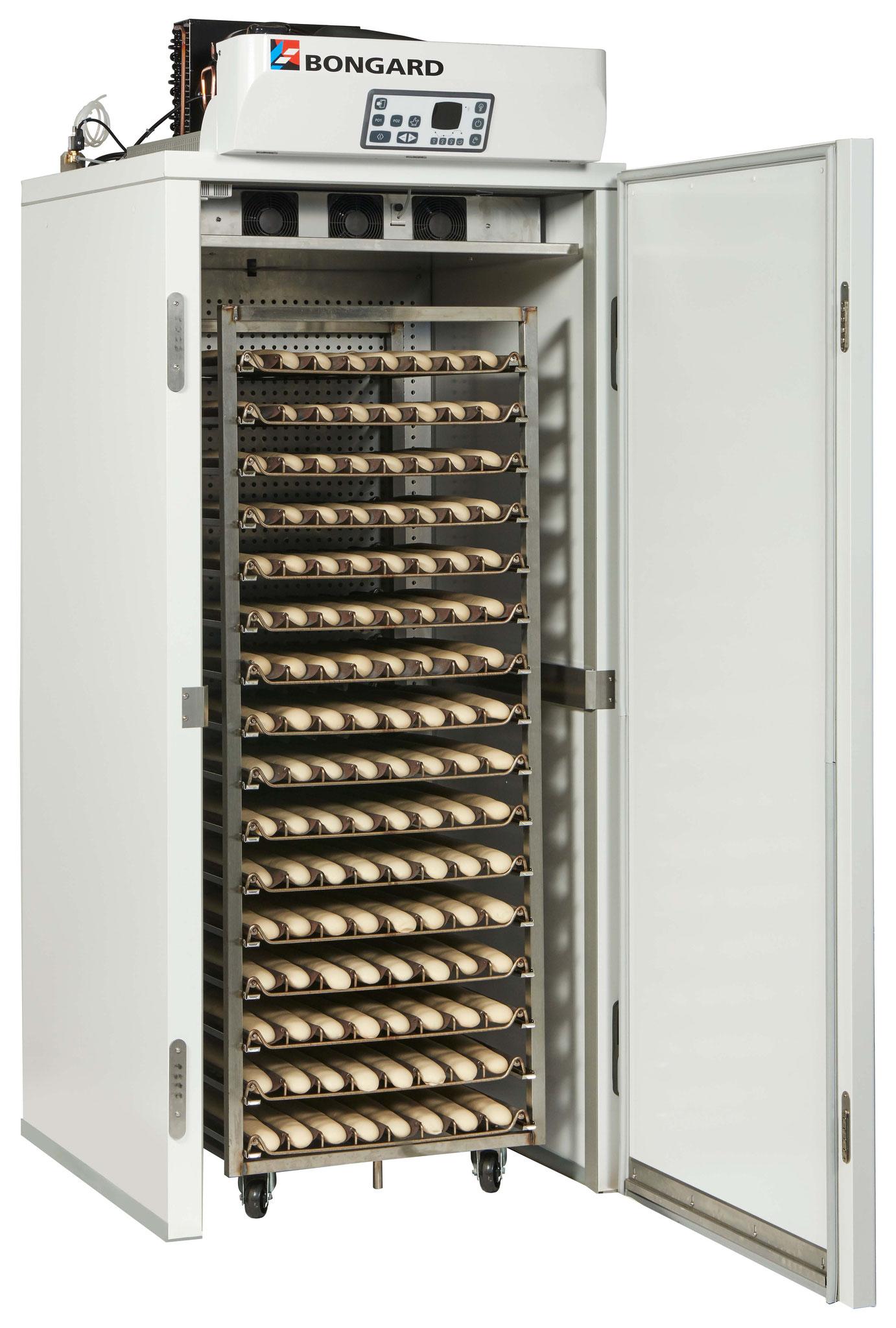 BFM: armoire de fermentation monocellule