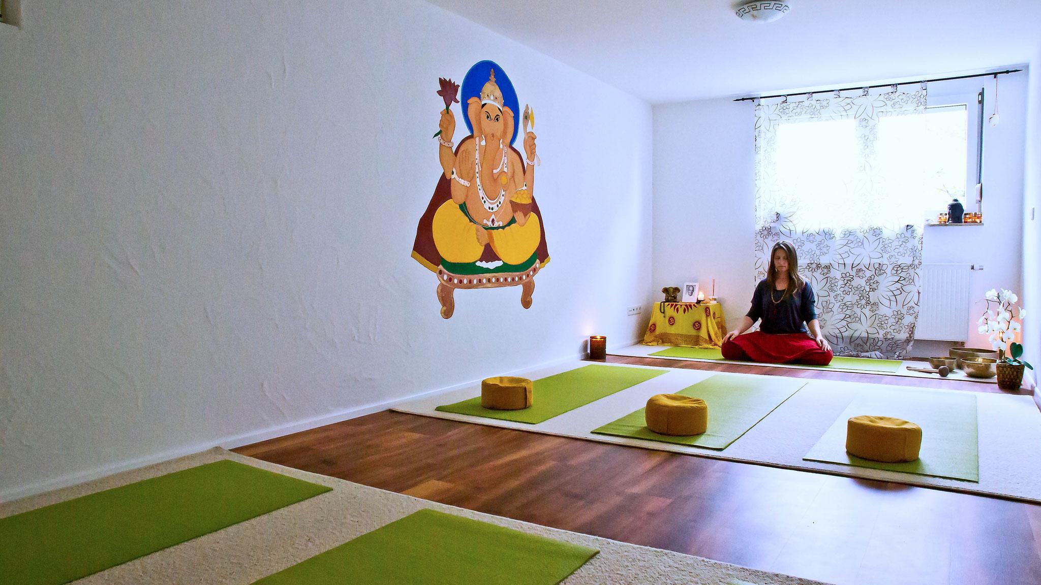 Yoga - Meditation - Spiritualität