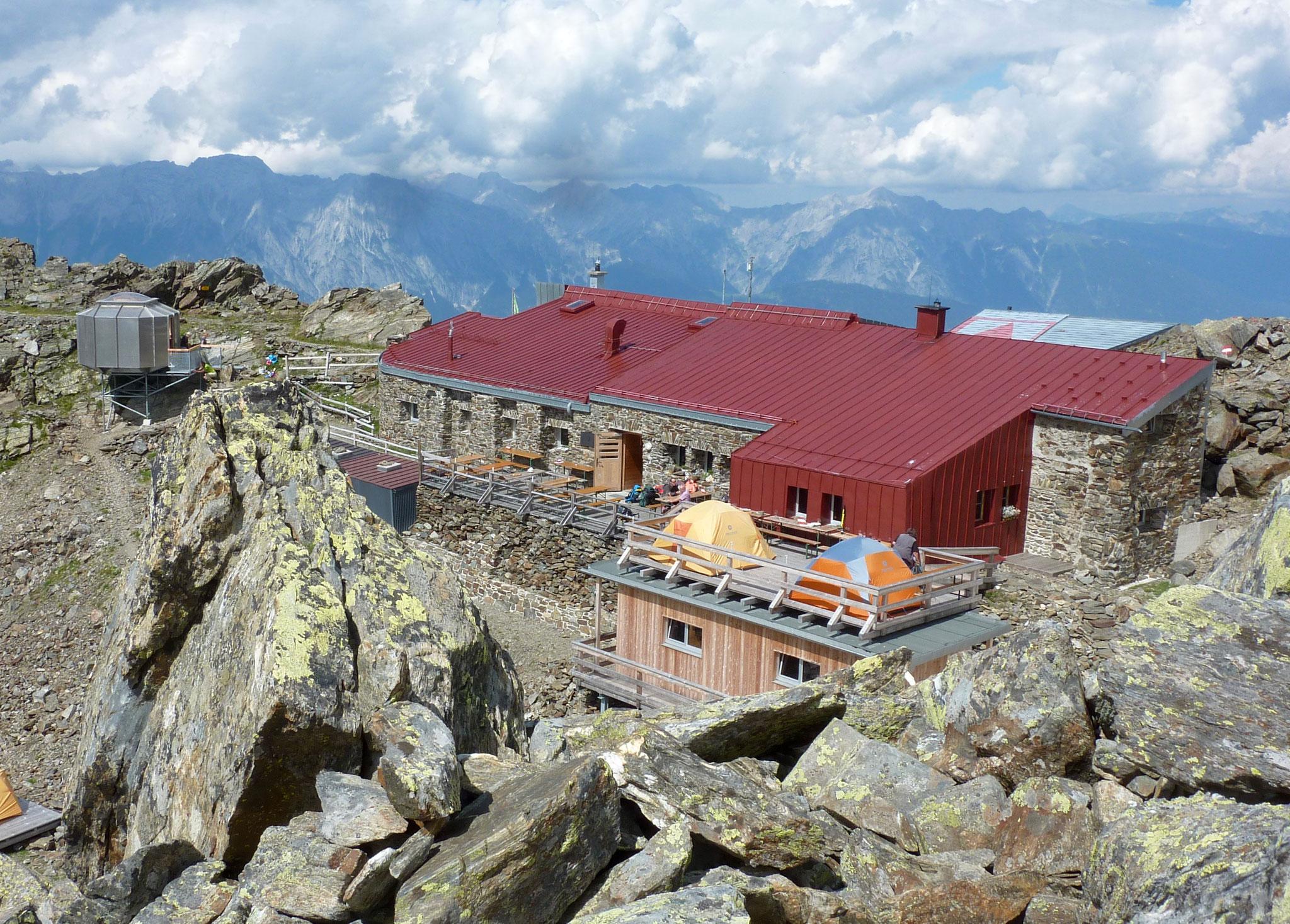 Glungezerhütte 2610