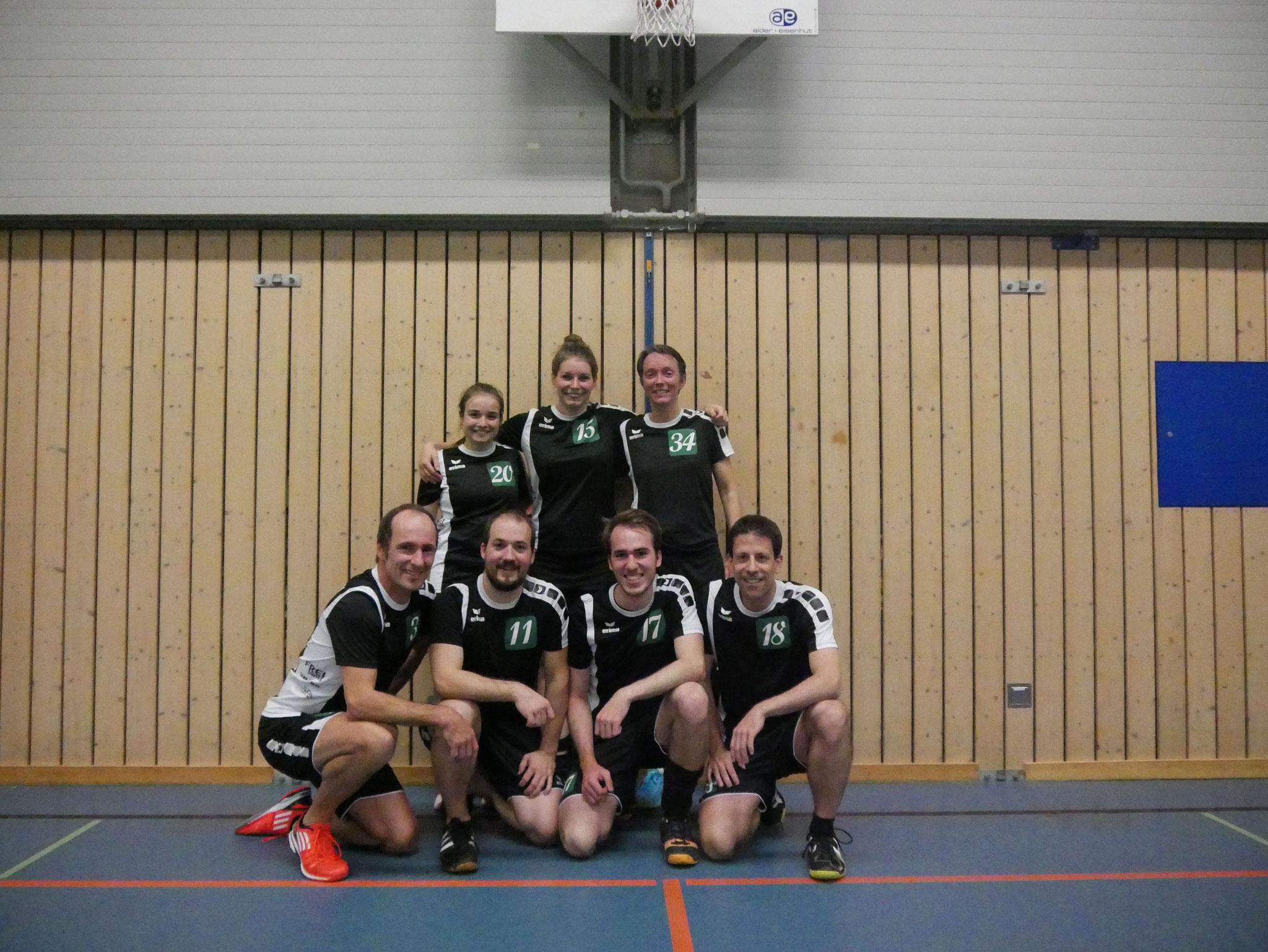 Das Team Mixed 2...