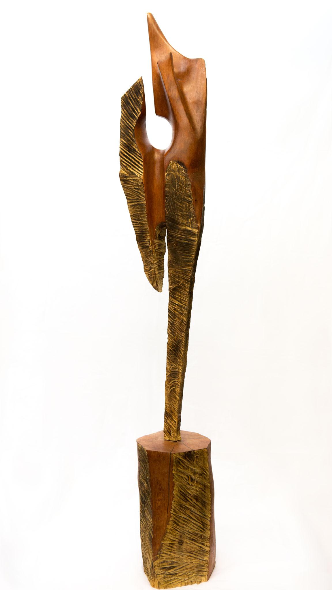 """"""" Métamorphe """"  (  merisier )  175 cm"""