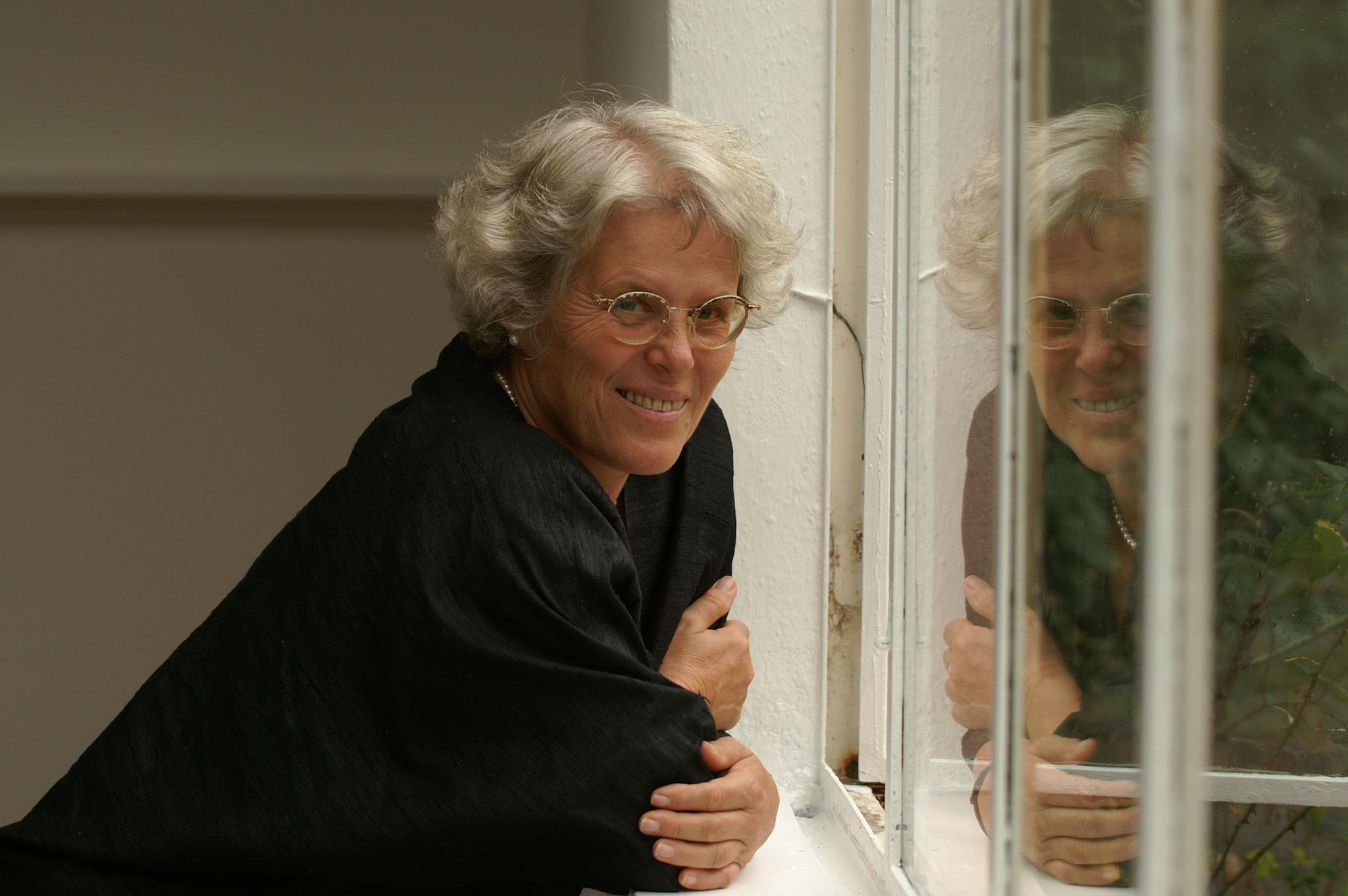Sylvia Wetzel (Foto: Stefan Kolliker)